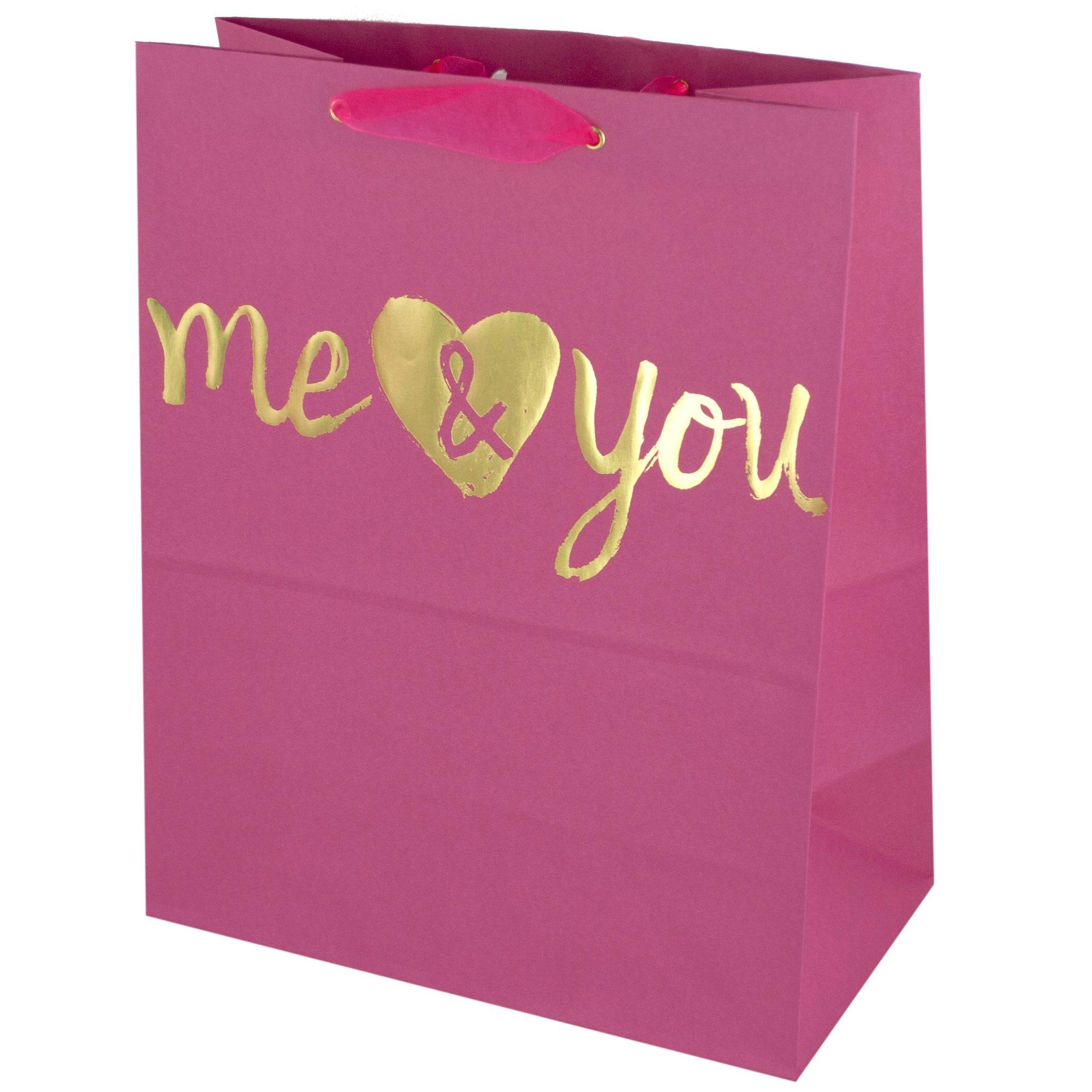'Me & You' Medium Gift Bag