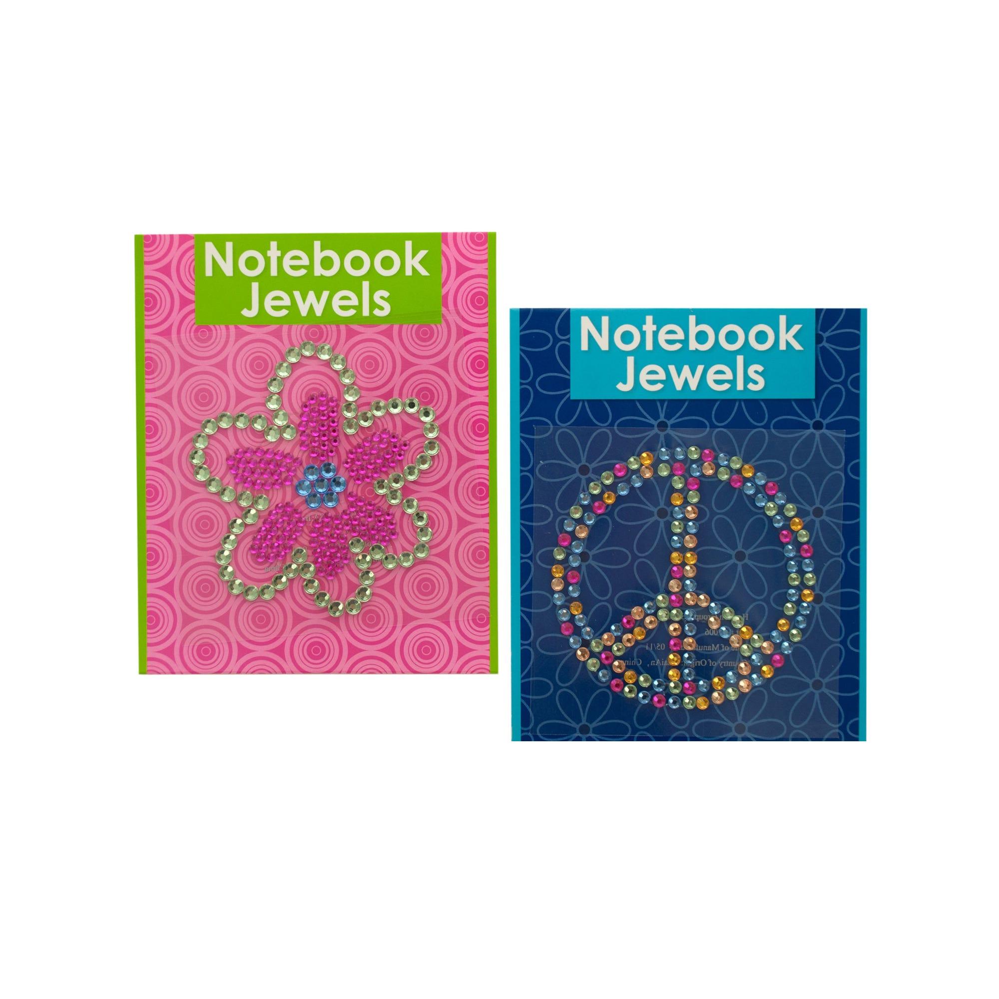NOTEBOOK-jewels