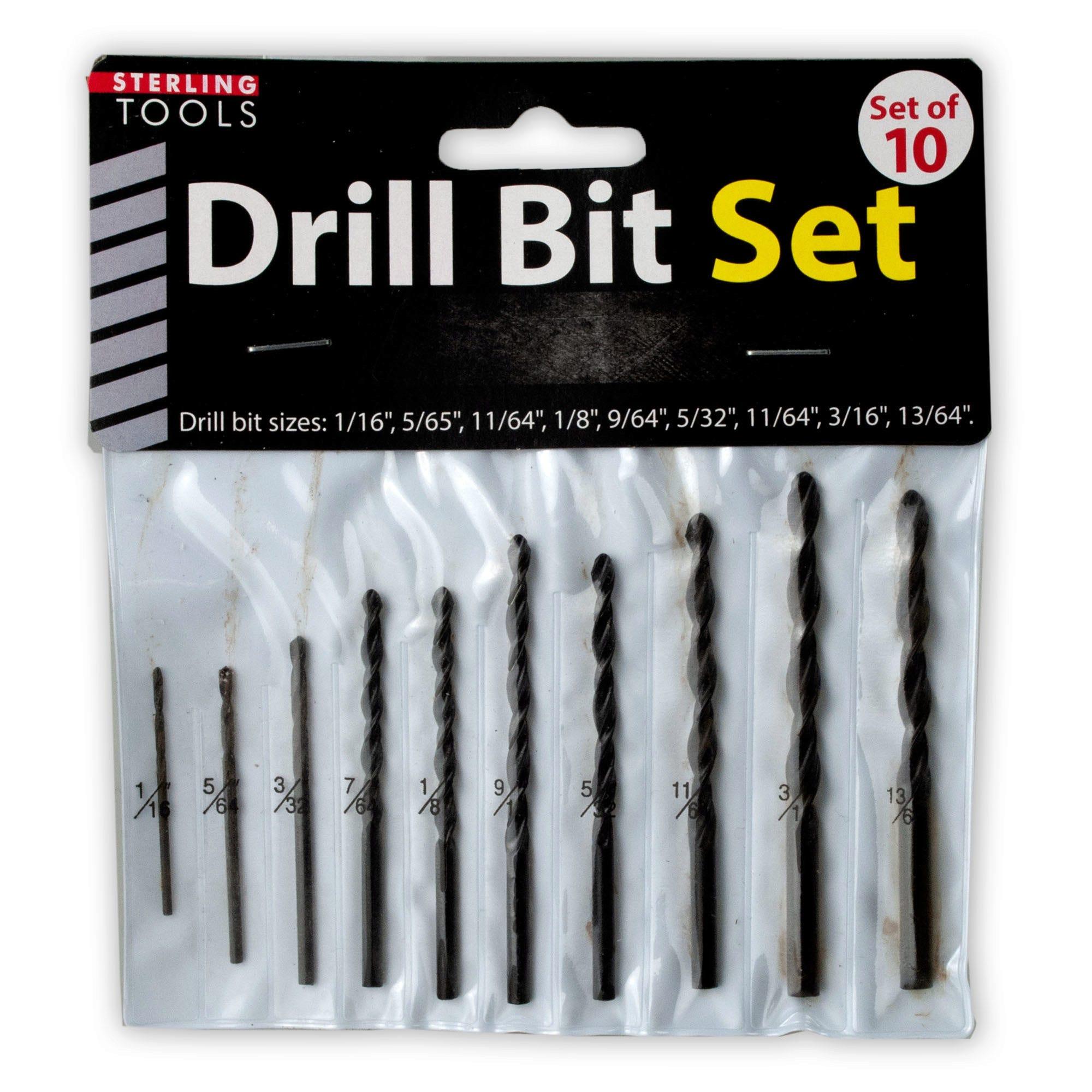 DRILL Bit Set- Qty 24