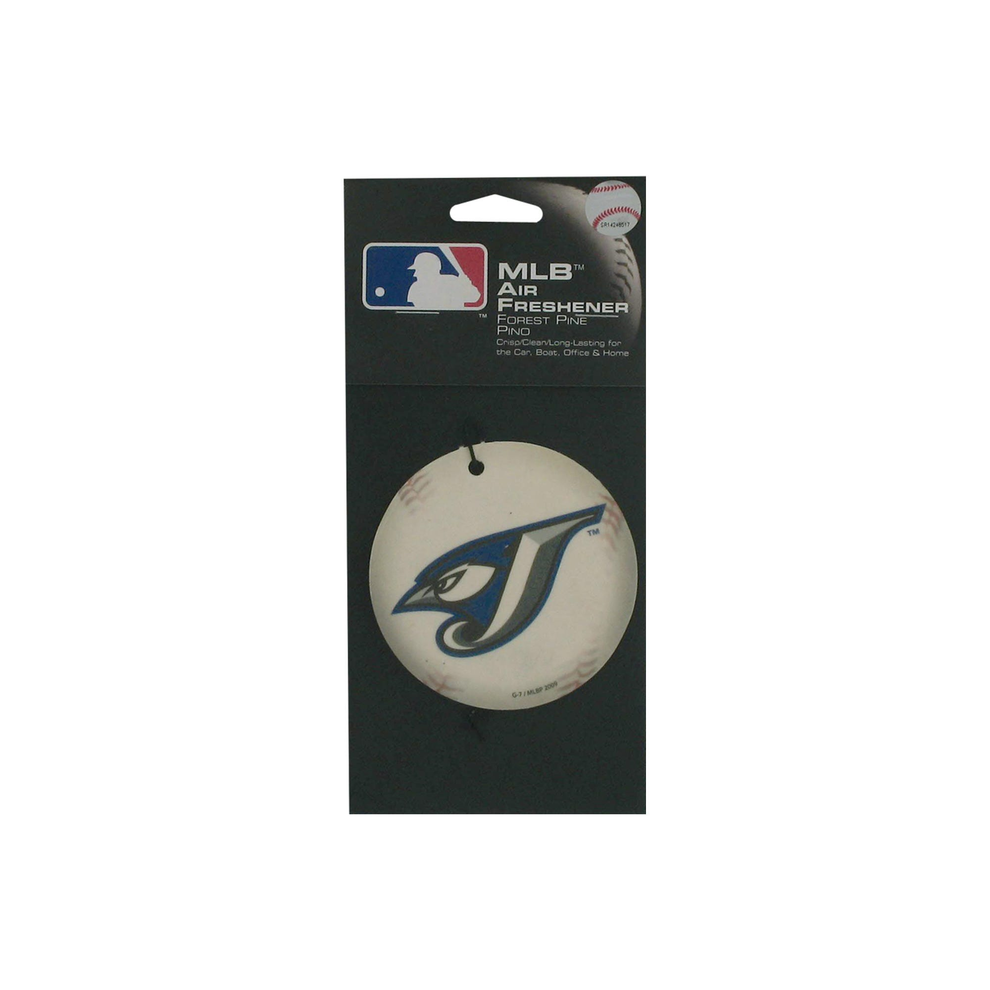 Blue Jays BASEBALL Air Freshener- Qty 24