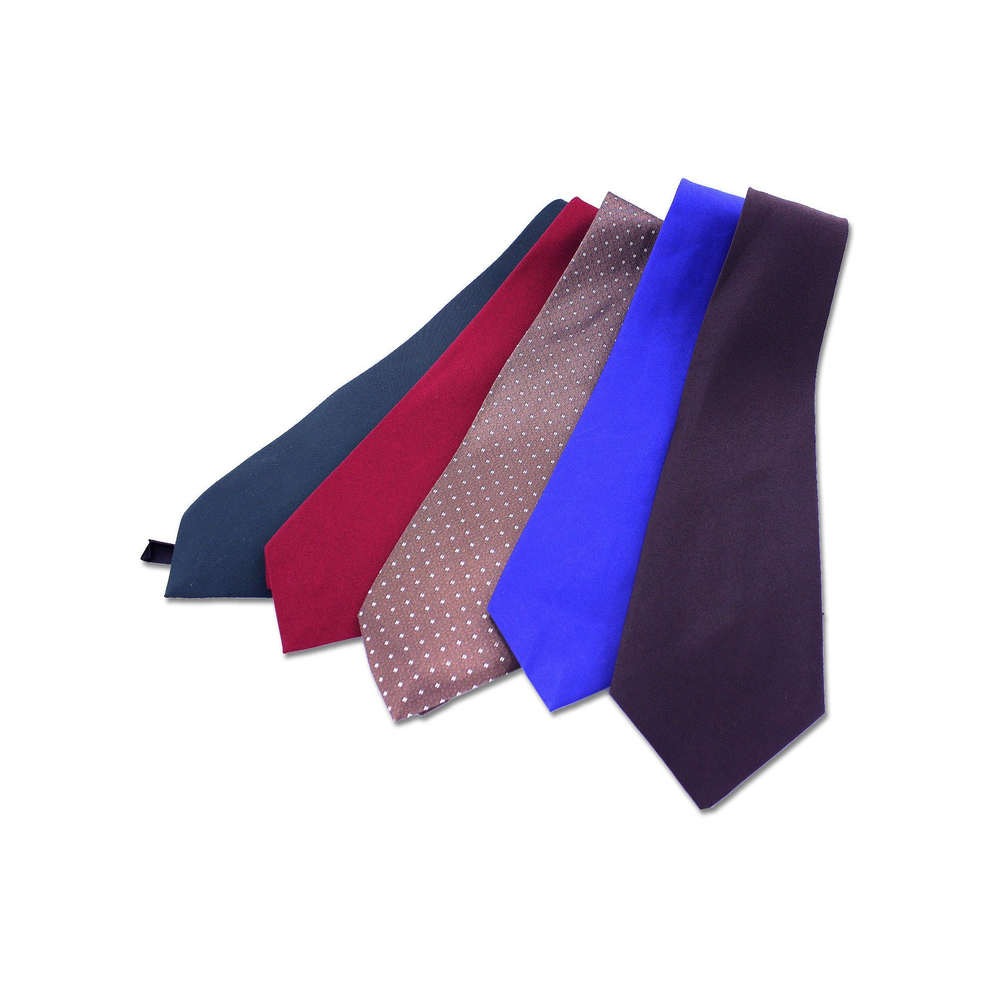 polyester-assorted-solid-color-men-s-TIEs