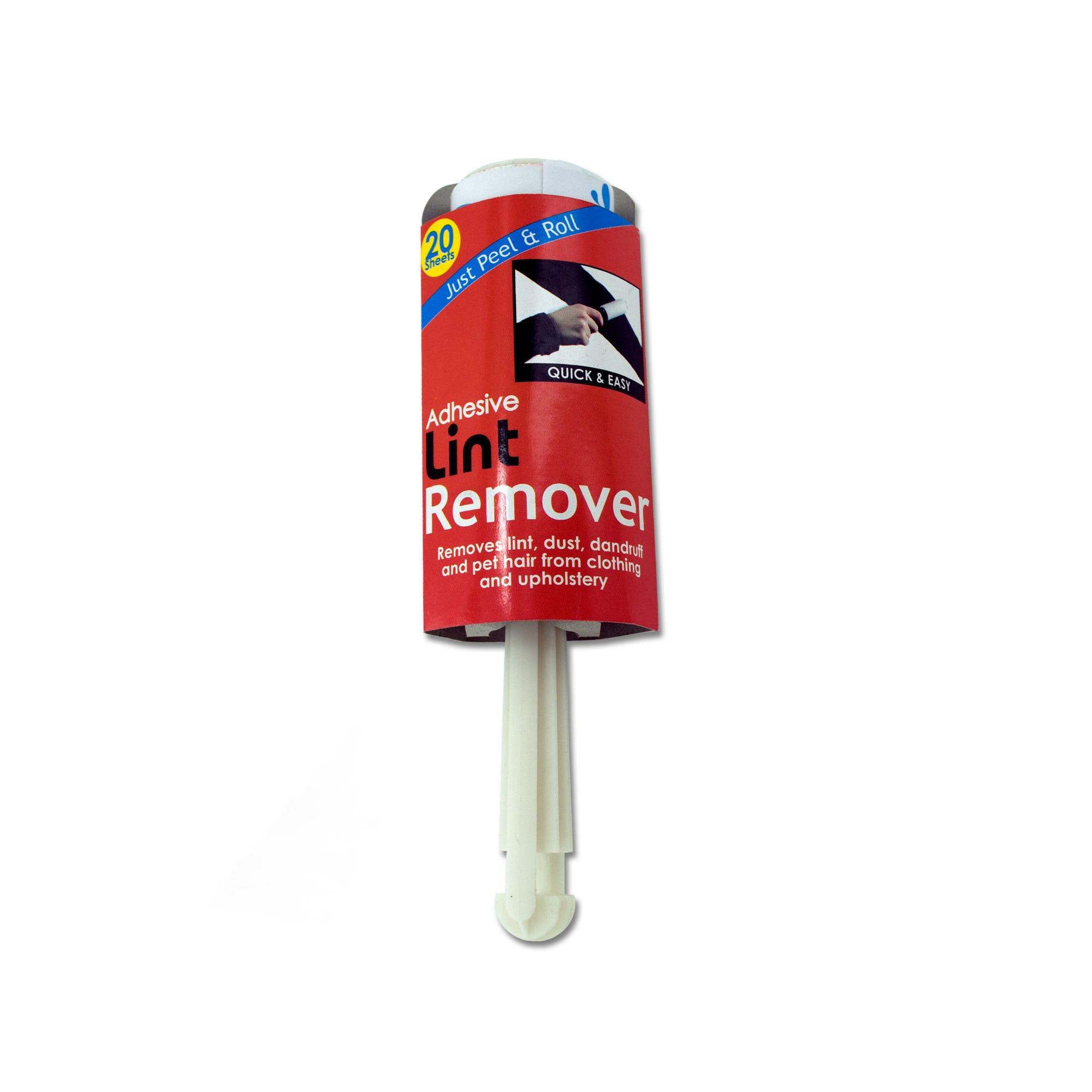 adhesive-lint-remover