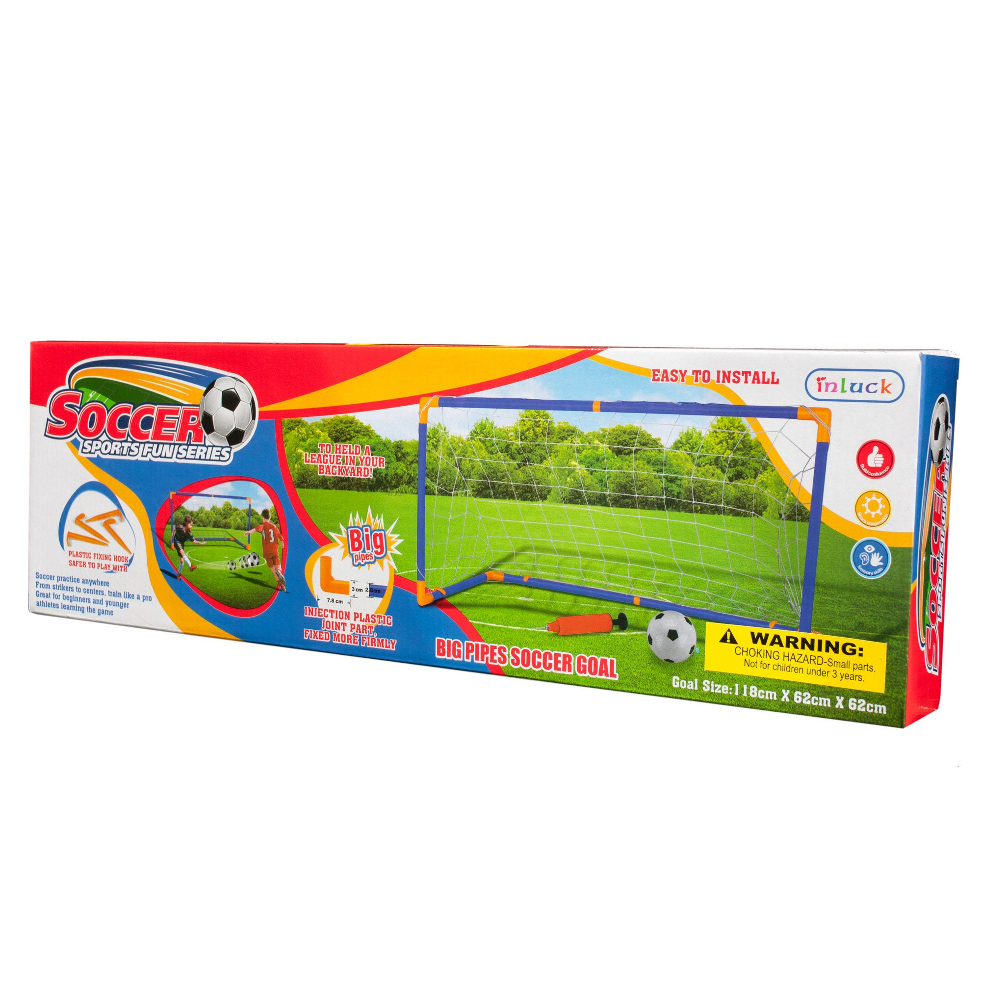 Kids' SOCCER Game Set- Qty 4