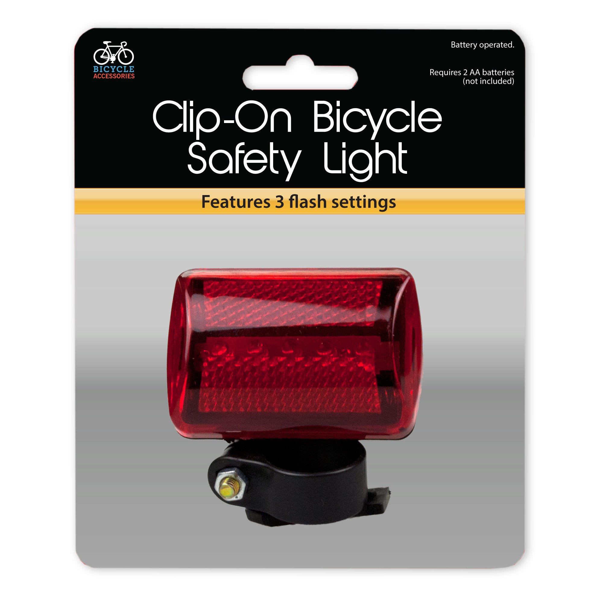 bicycle safety lights how to put it