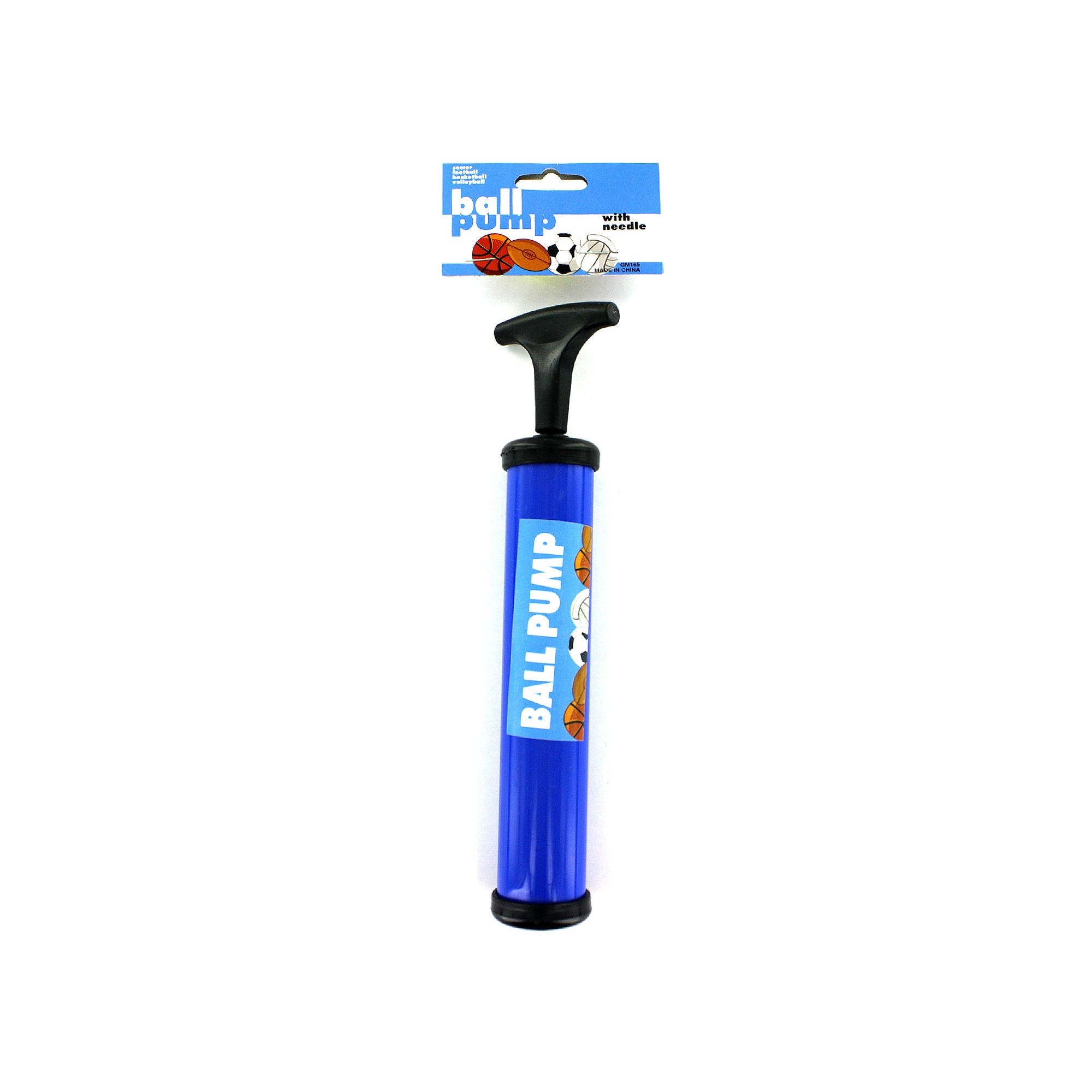 Sports Ball Pump with Needle- Qty 24