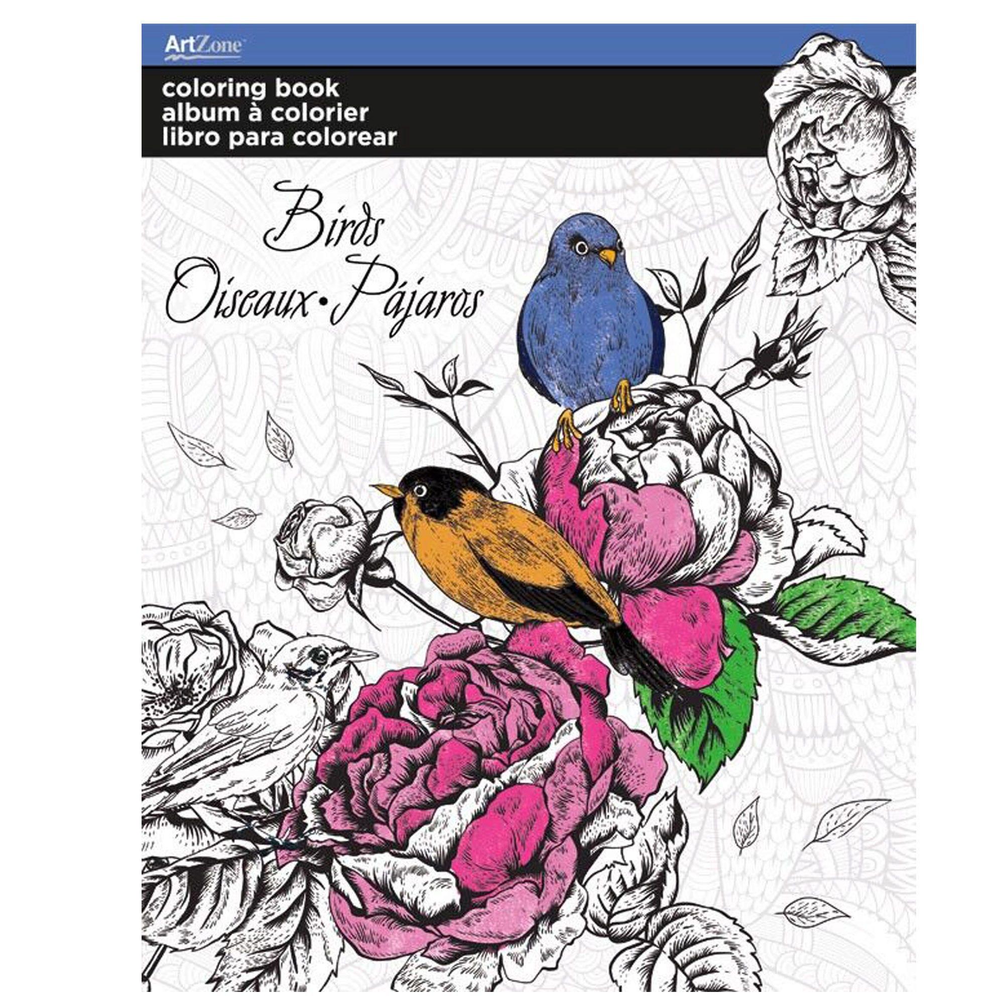 birds-COLORING-BOOK