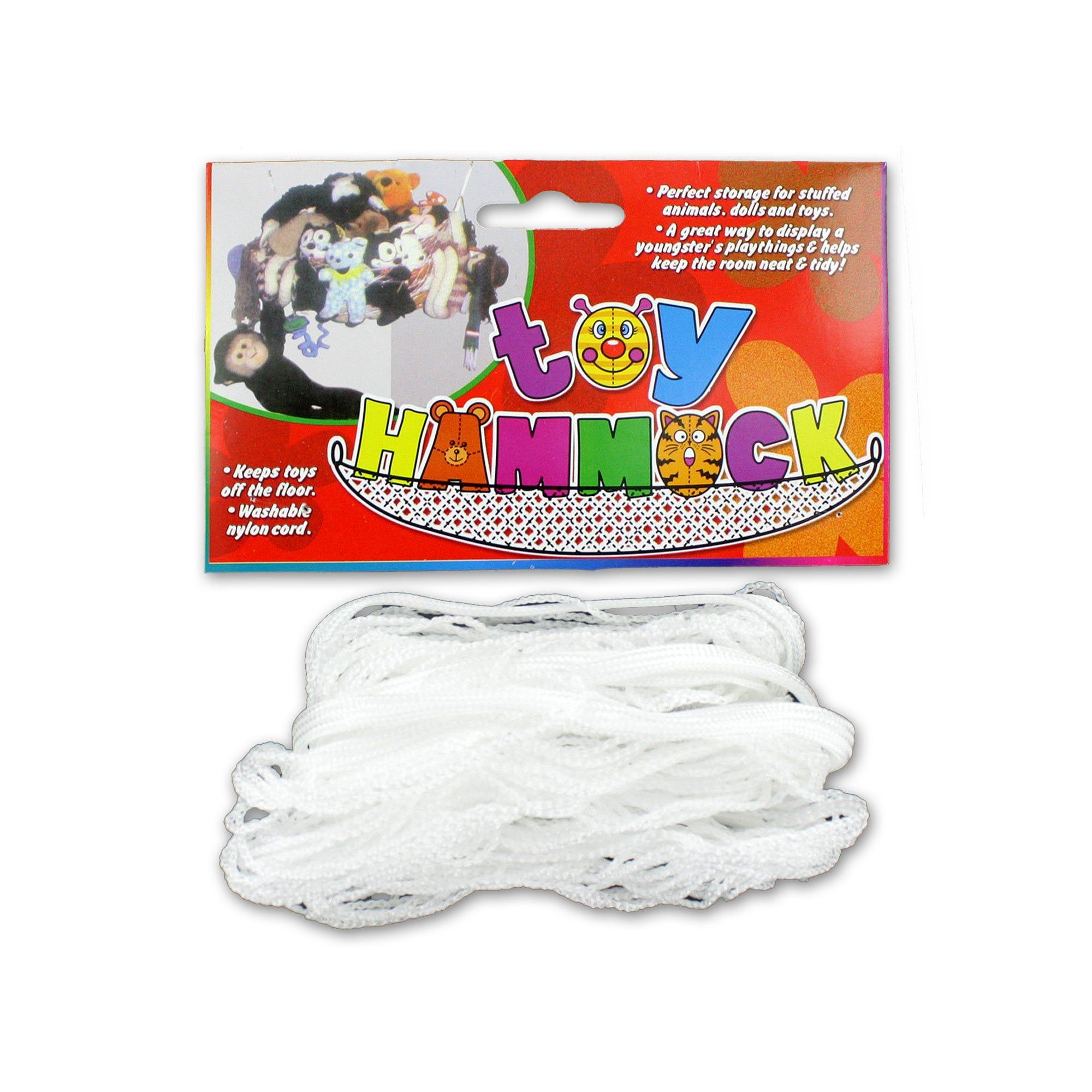 Nylon Toy Hammock- Qty 24