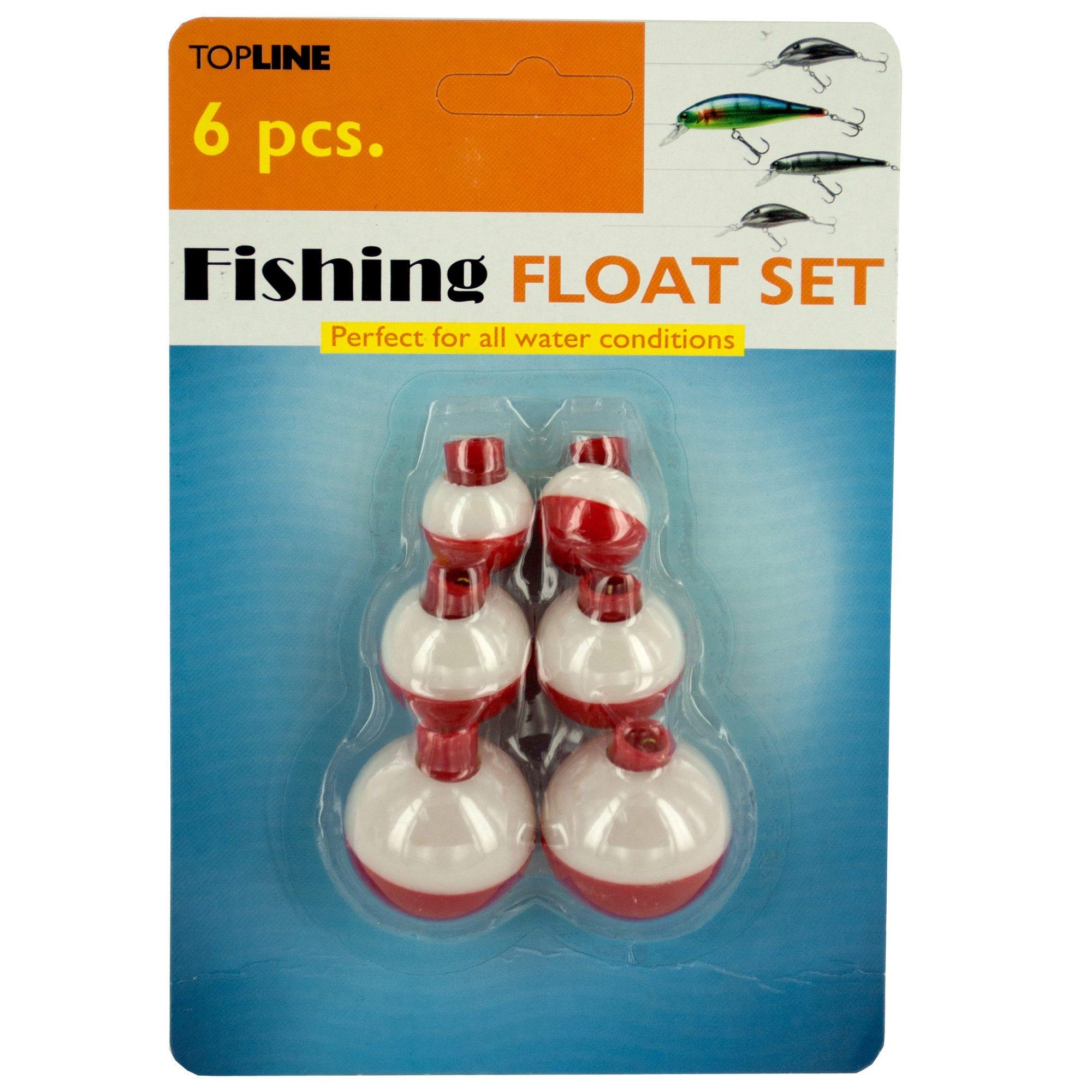Fishing Bobber Floats Set- Qty 18