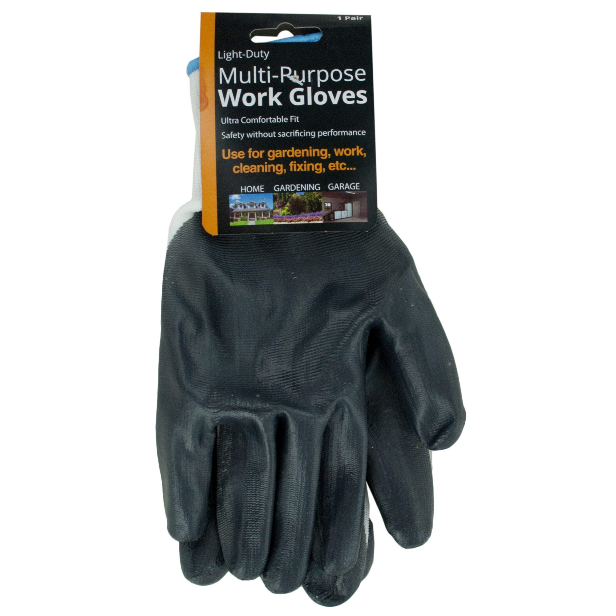 Light-Duty Multi-Purpose Work Gloves