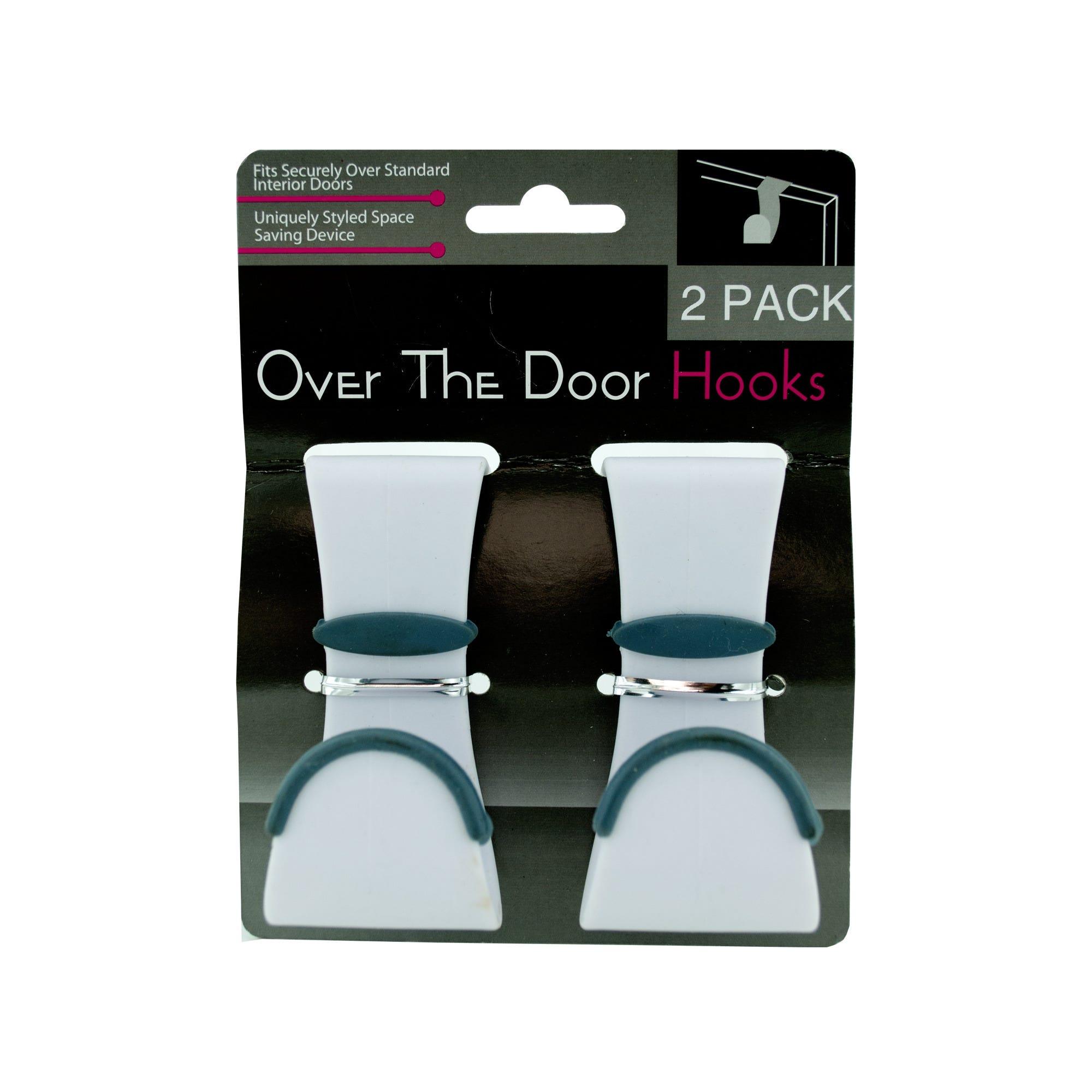 Over-the-Door Hooks- Qty 18