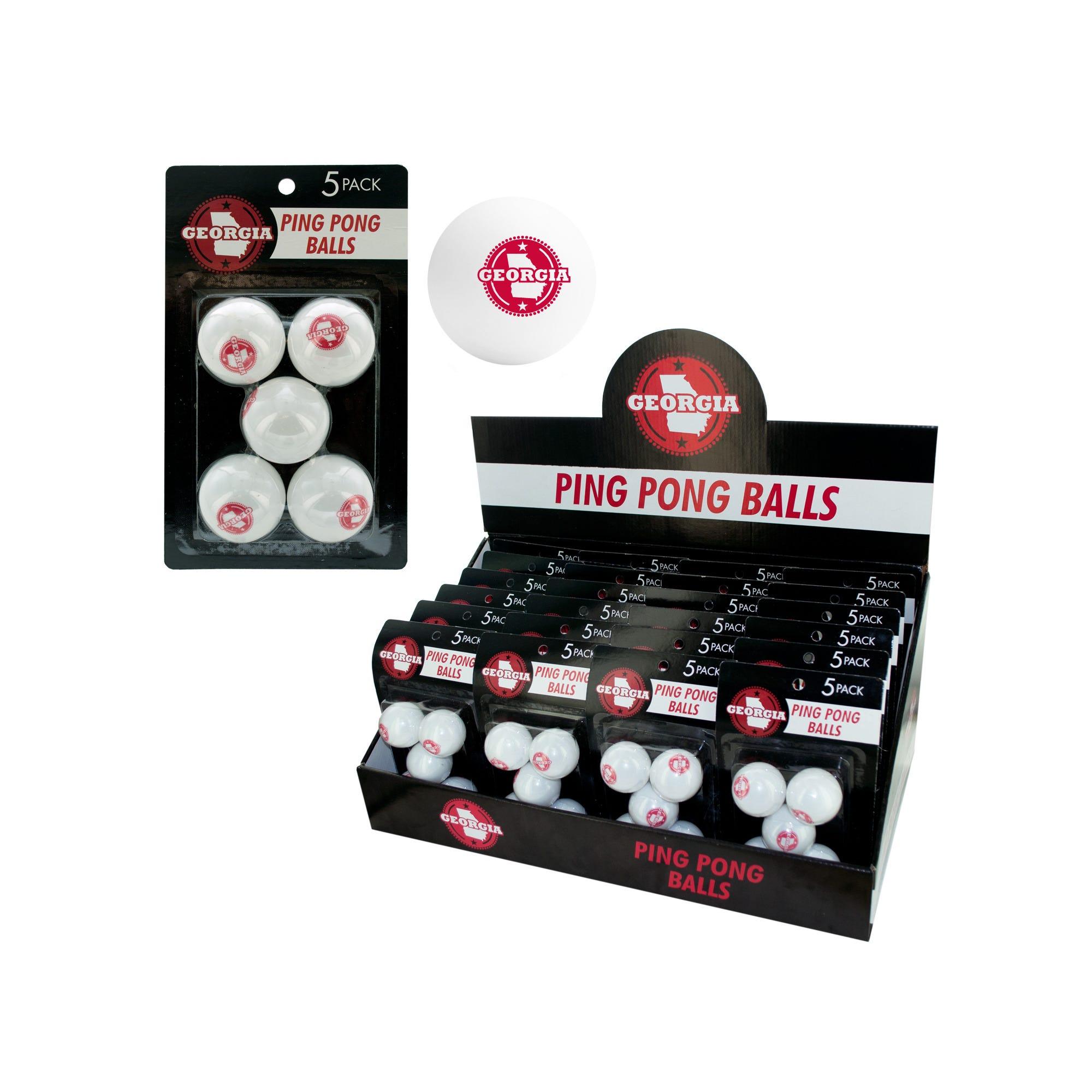 georgia-PING-PONG-balls-countertop-display