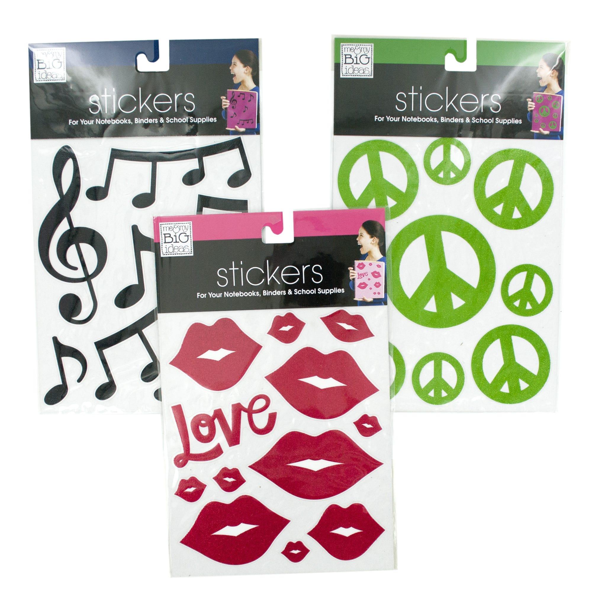 sparkle-NOTEBOOK-stickers