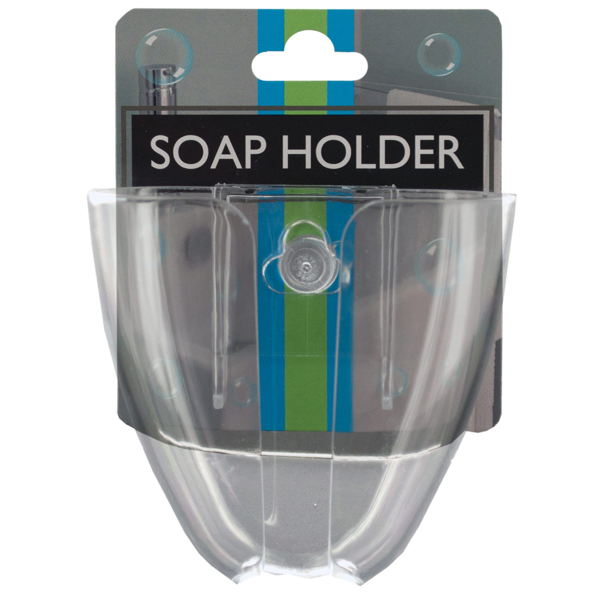 SOAP Holder with Suction Cups- Qty 24