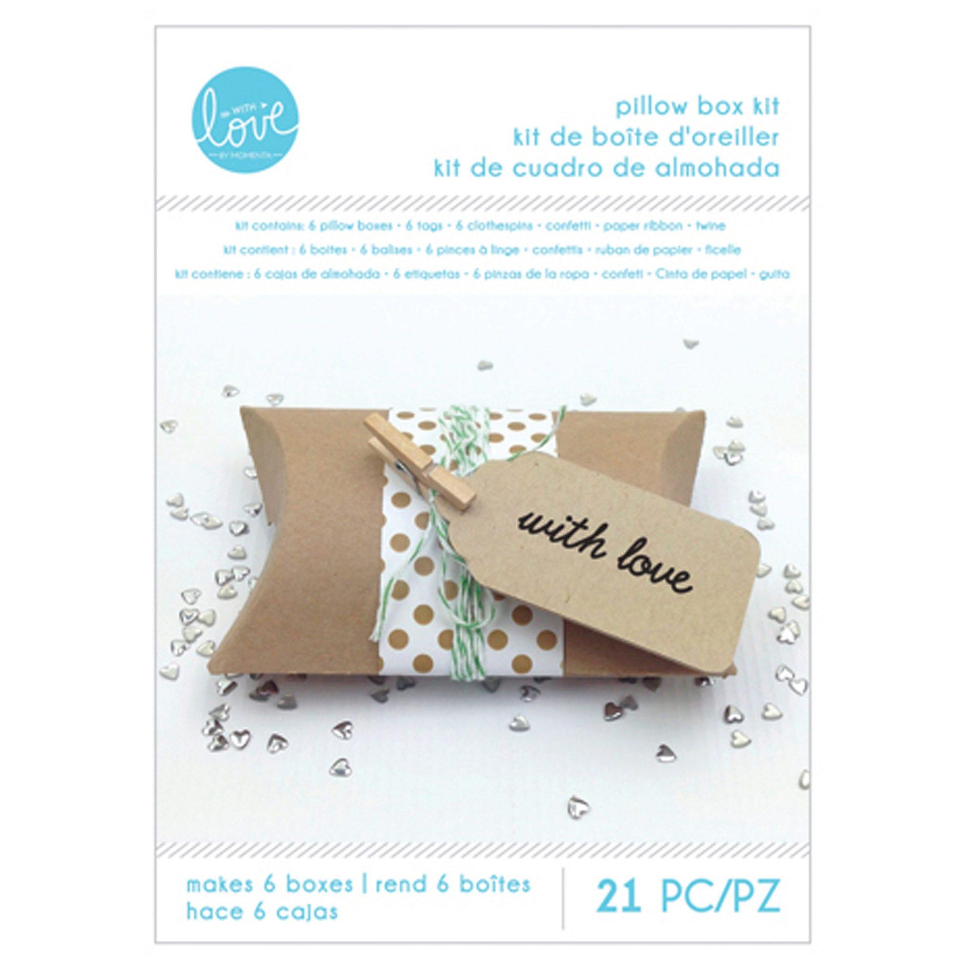 polka-dot-PILLOW-gift-box-making-kit