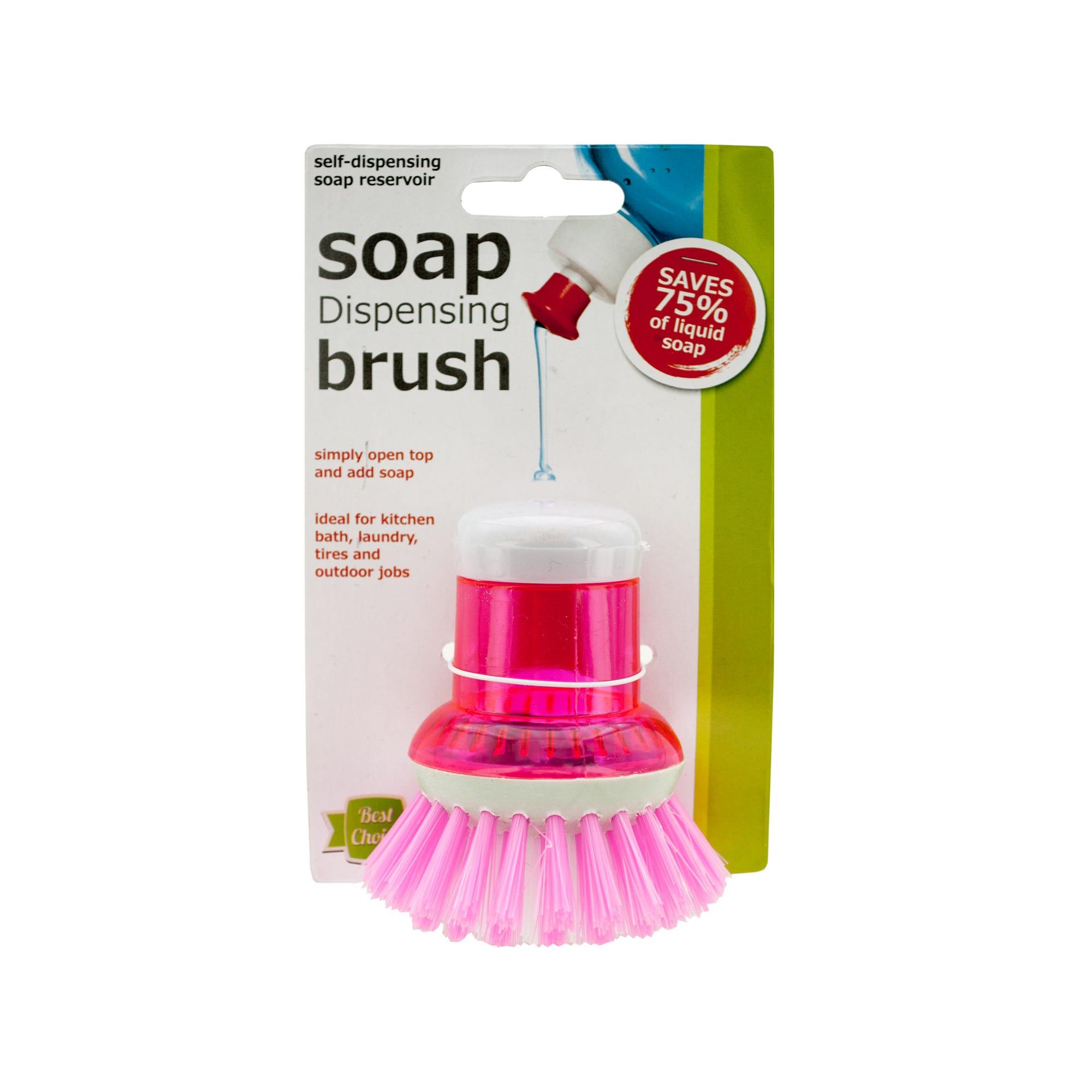 SOAP Dispensing Brush- Qty 24