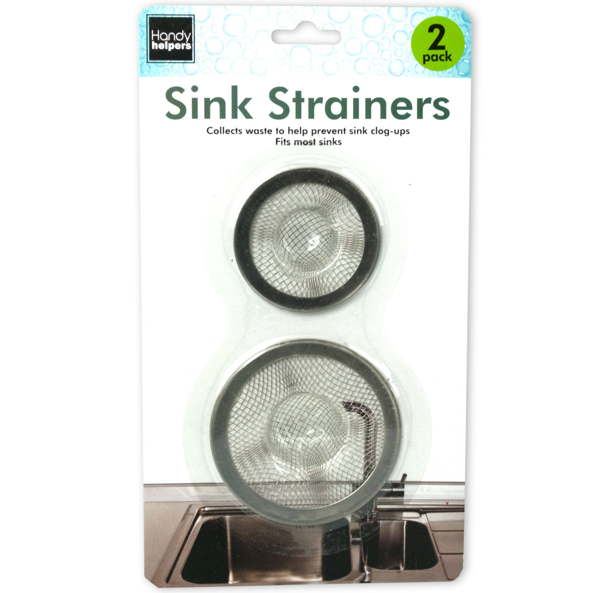 Metal Mesh Sink Strainers