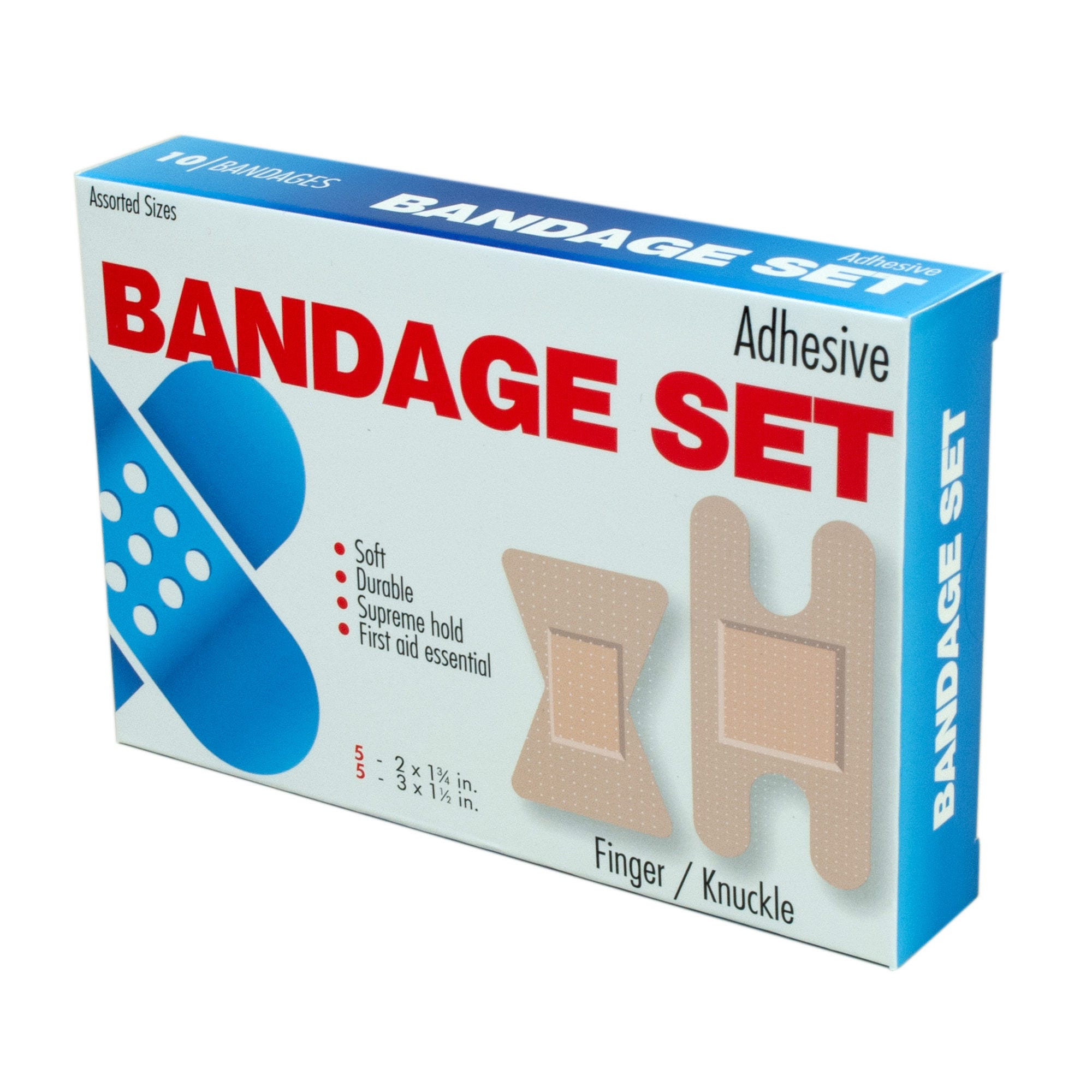 Bandages 6 Asst in Floor Display