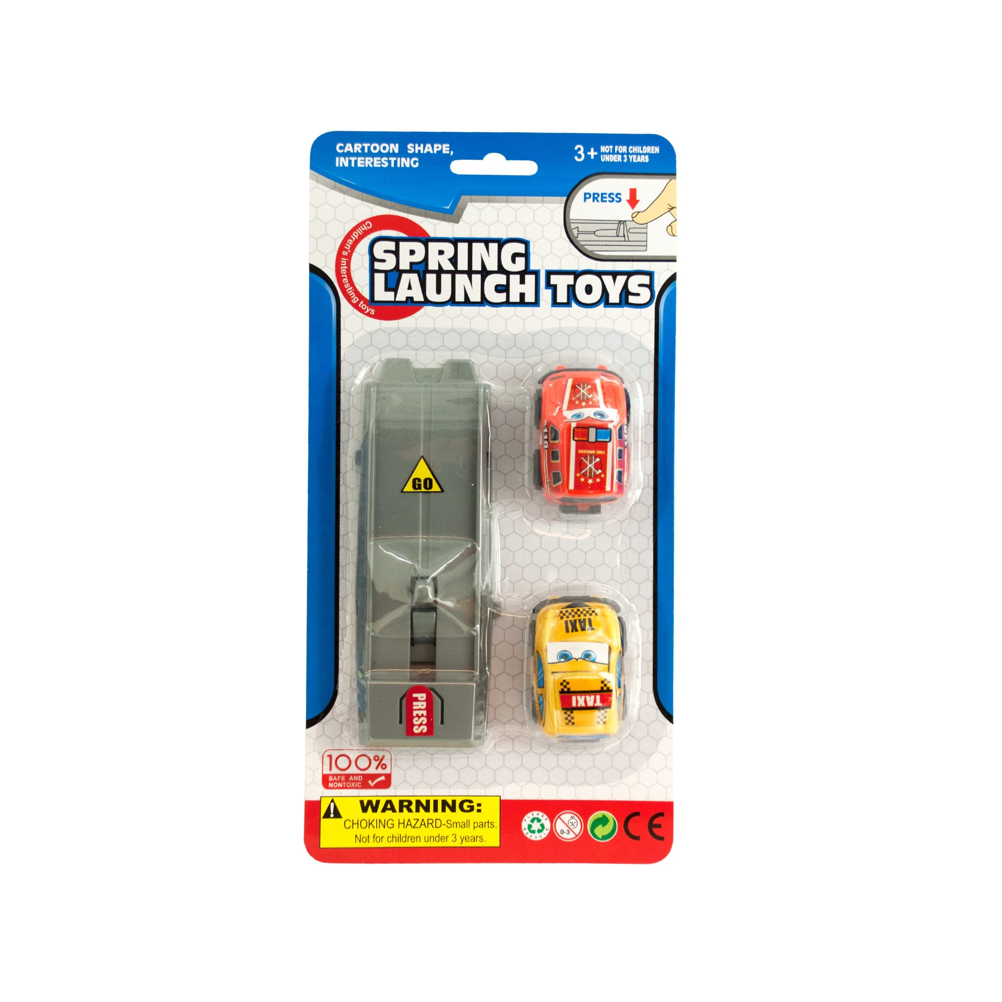 press-go-spring-launch-TOY-CARs-set