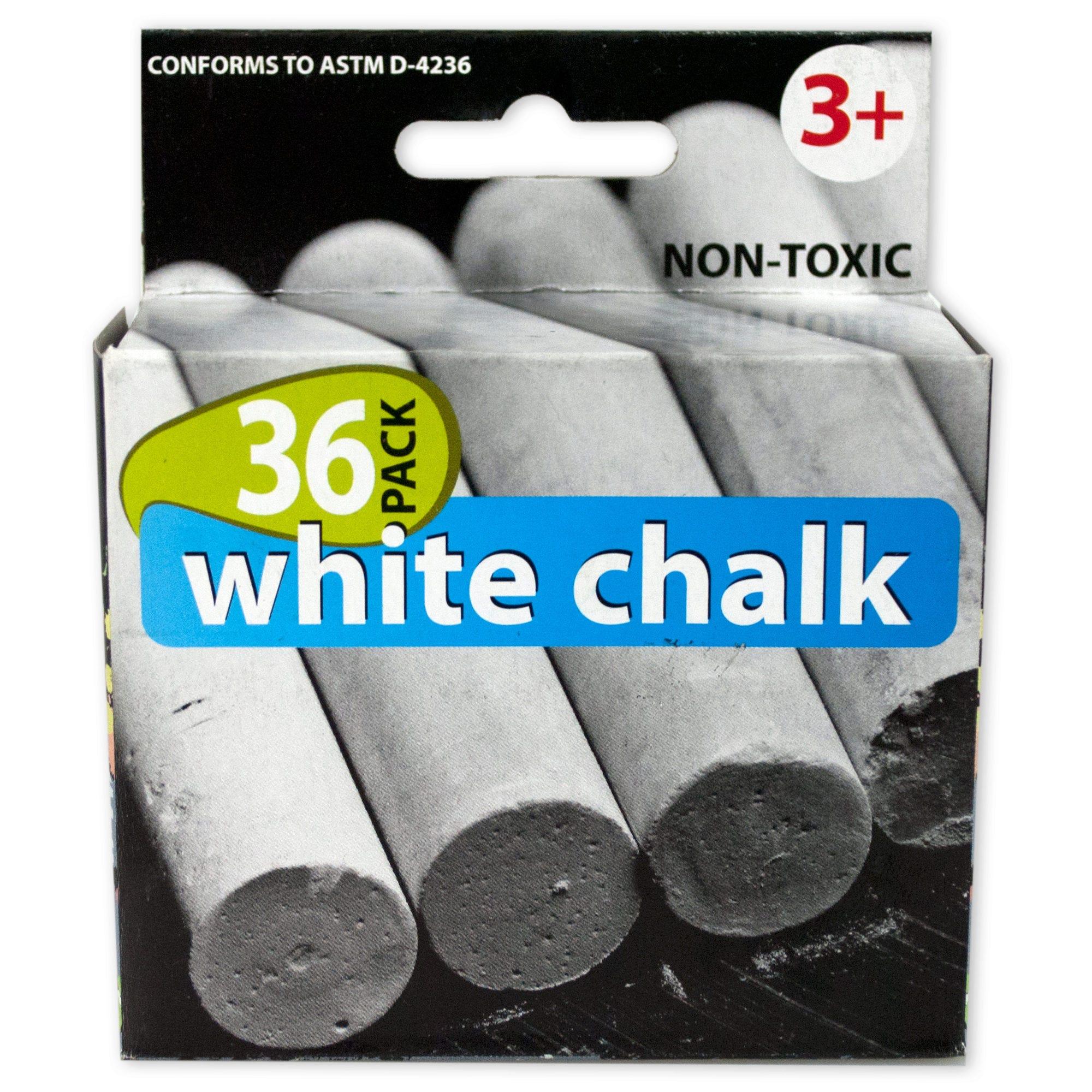 White Chalk Set