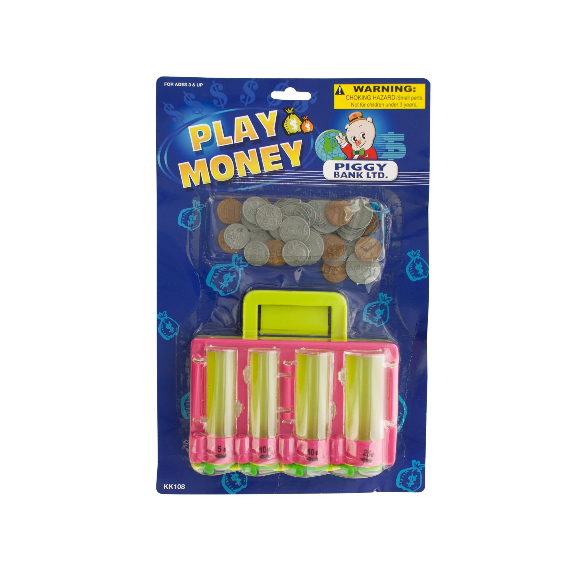 Play Money Toy Set- Qty 24