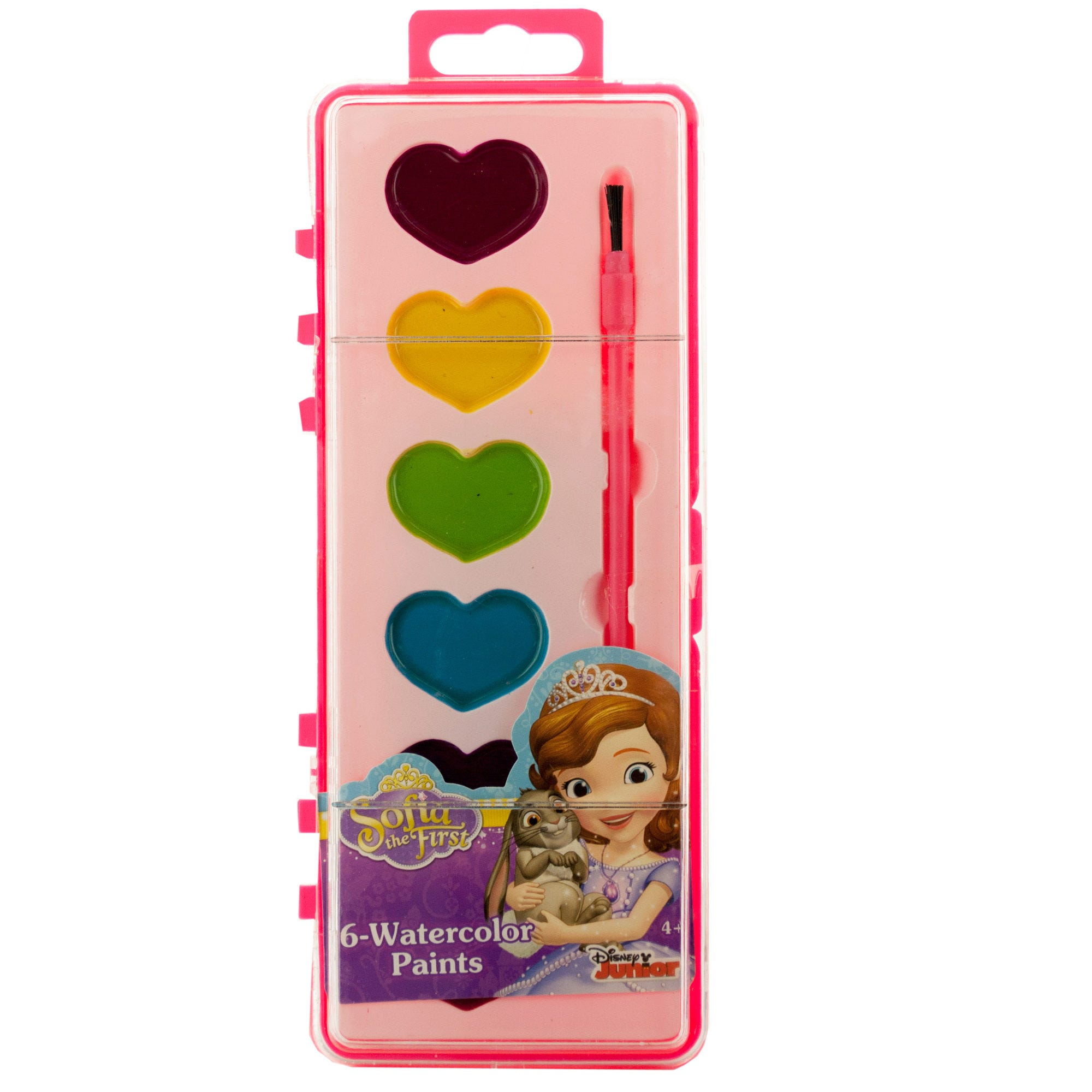 Sofia the First Watercolor Paint Set- Qty 24