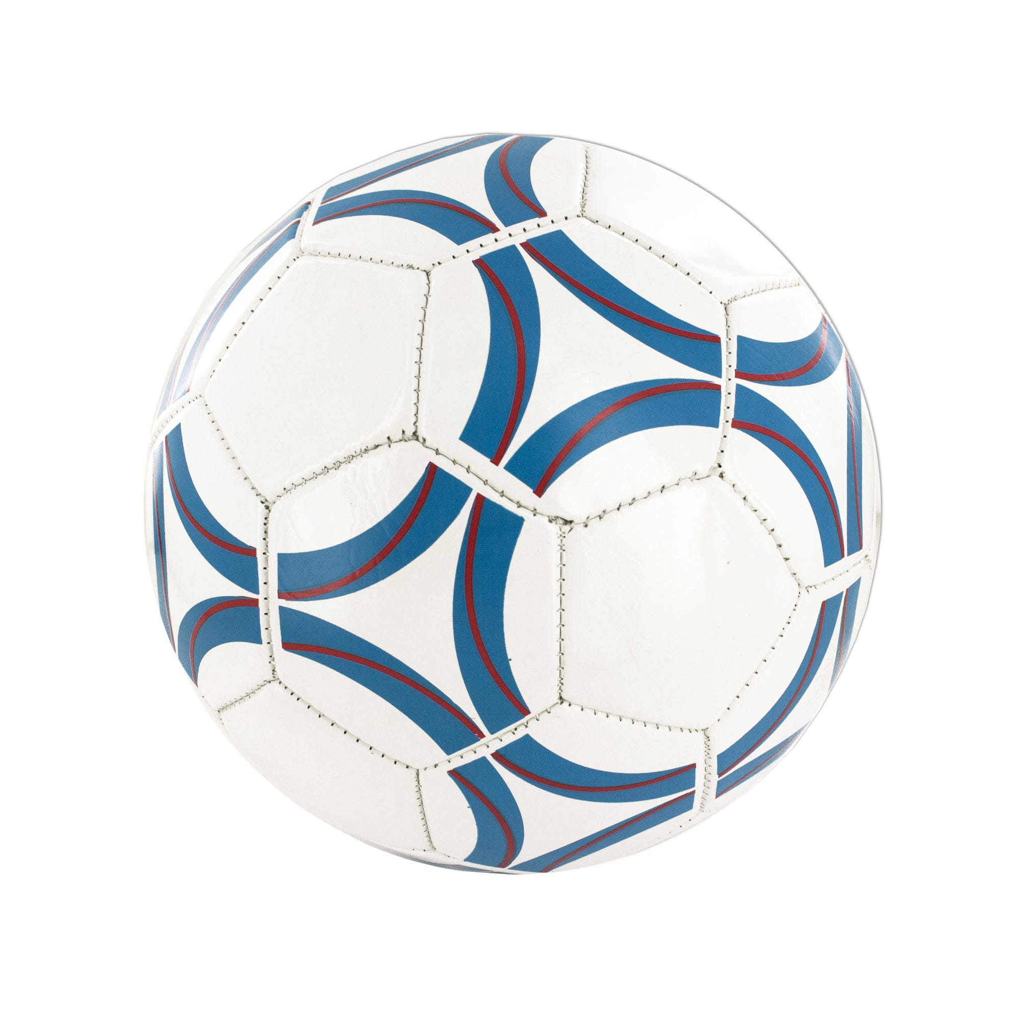 Simulated Leather Size 5 Soccer Ball- Qty 4