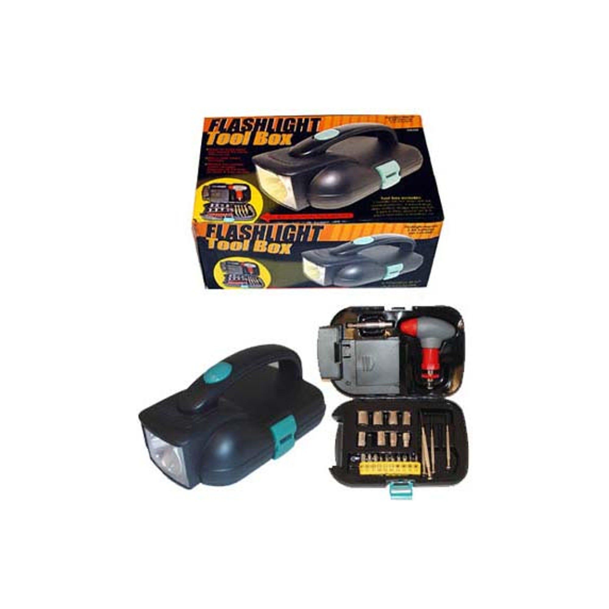 Flashlight Toolbox- Qty 4