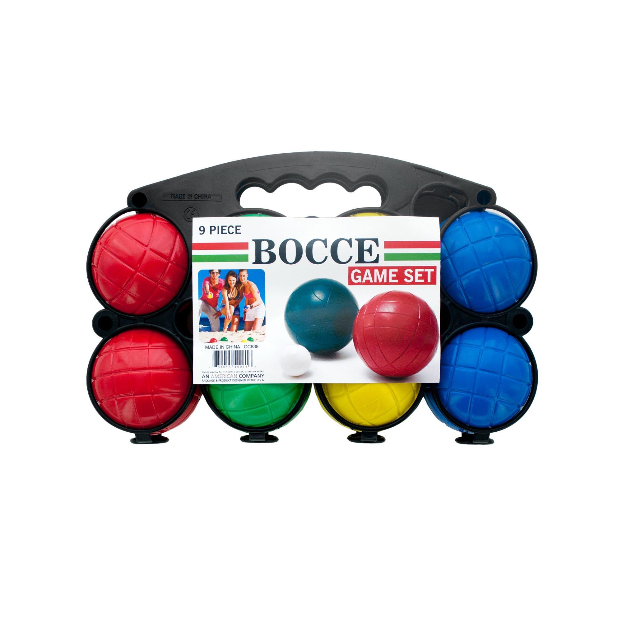 Bocce Game Set- Qty 4