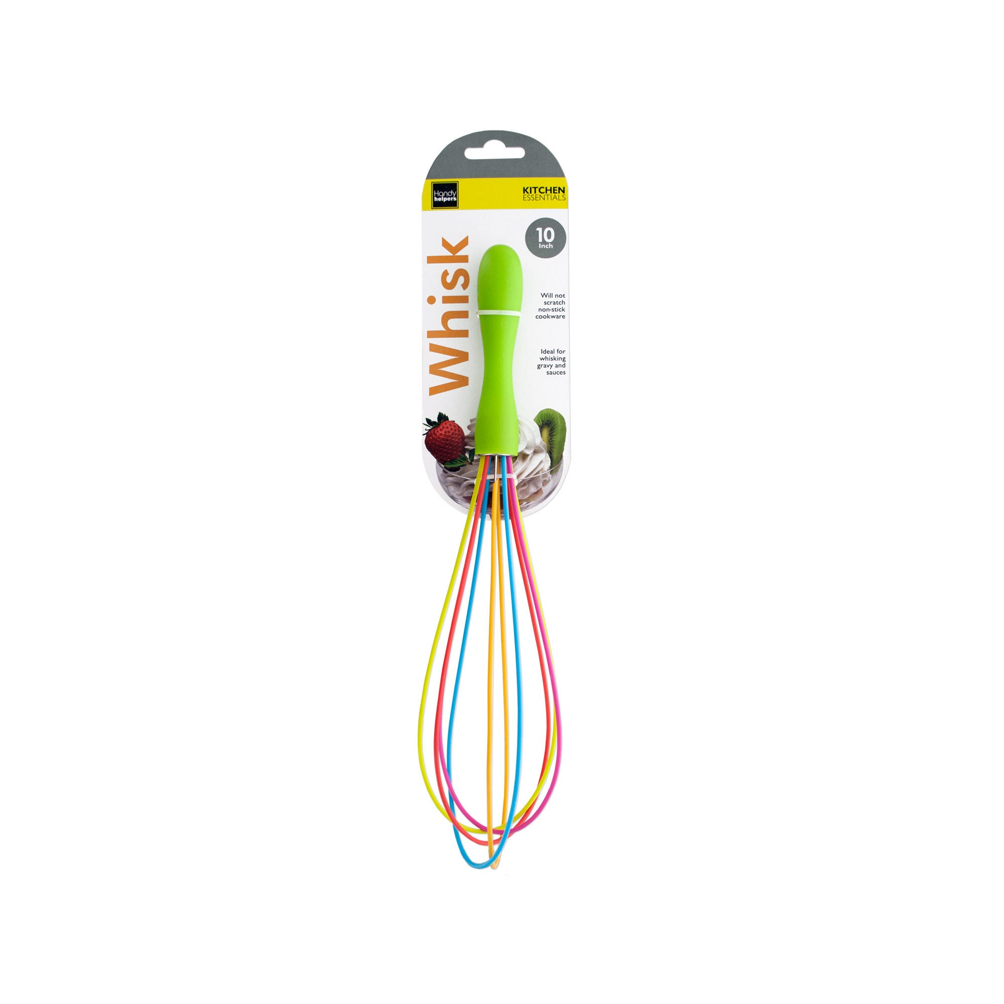 Rainbow Whisk- Qty 18