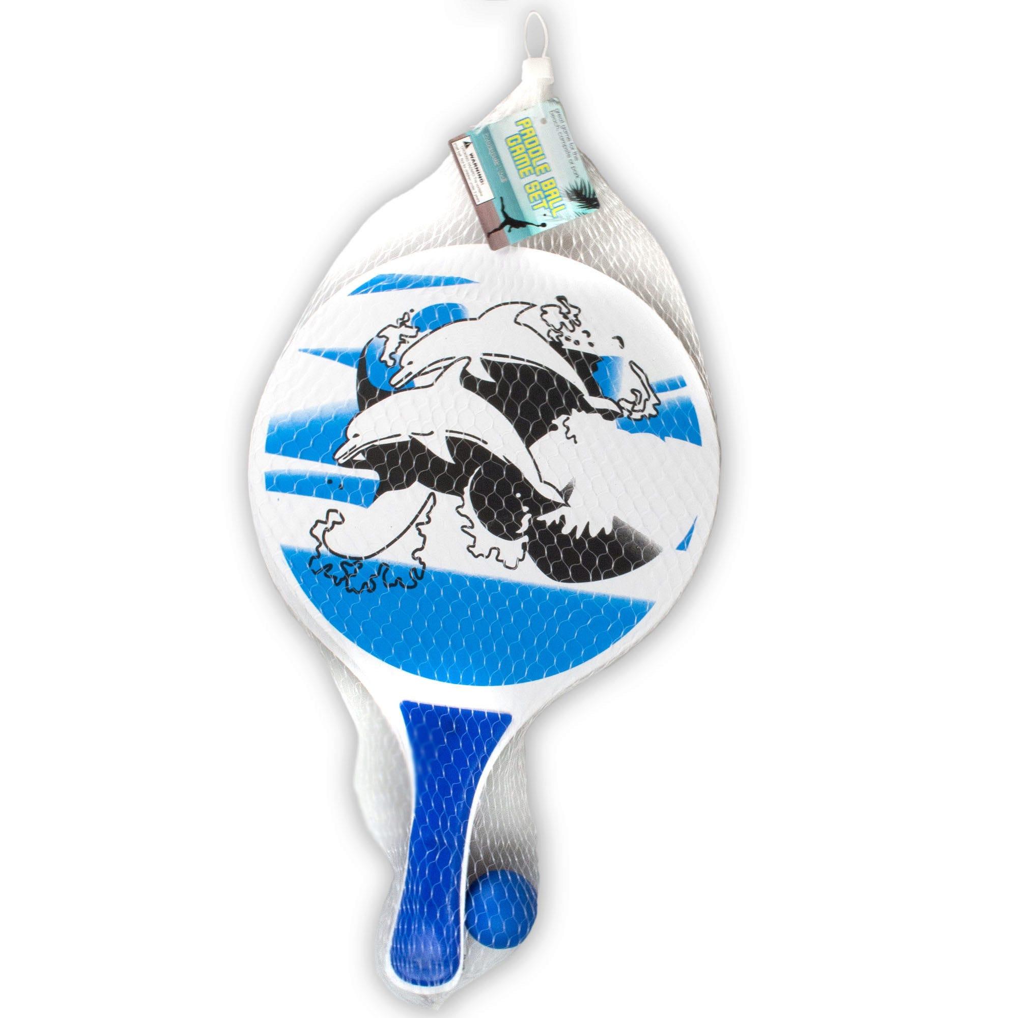 Paddle Ball Game Set- Qty 8