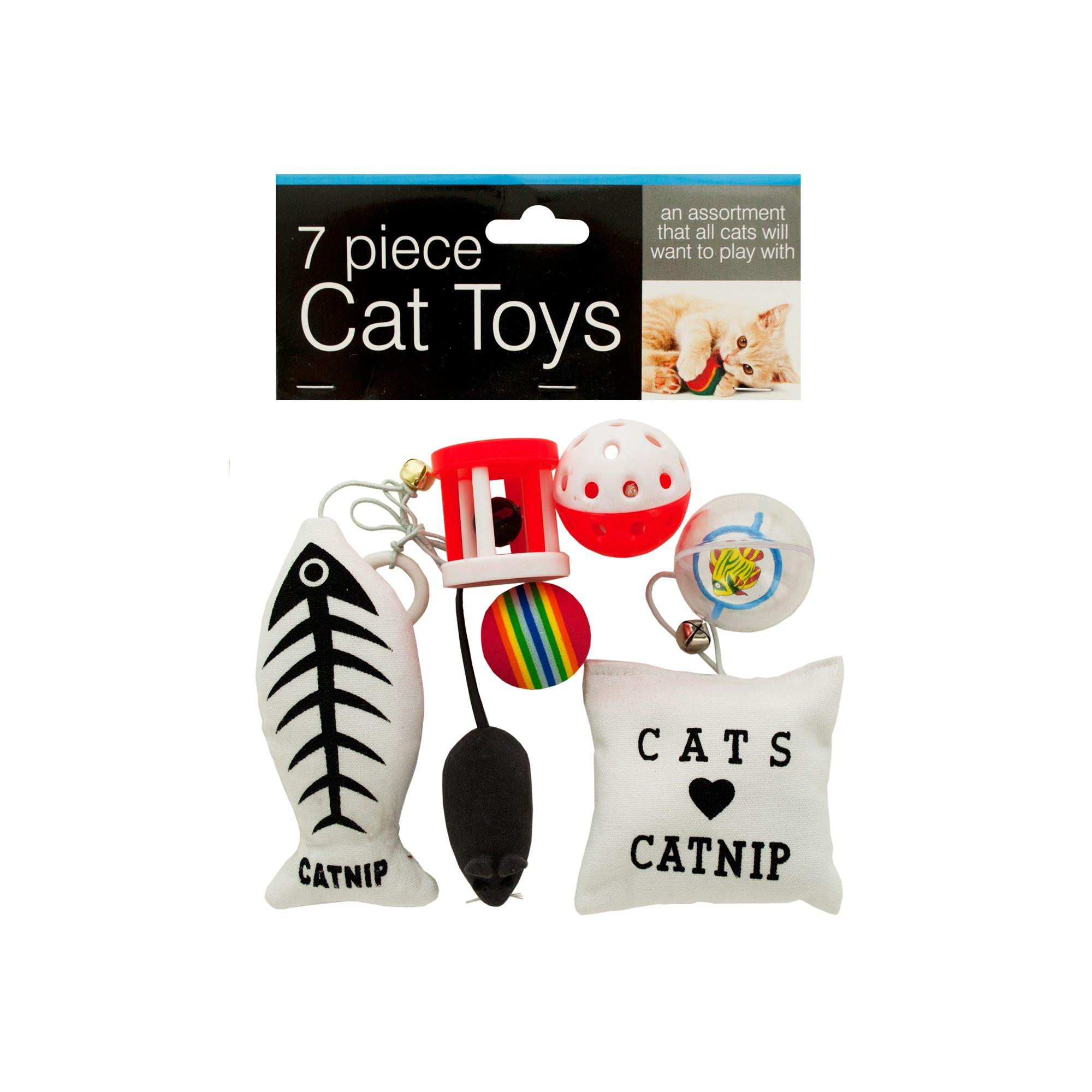 猫玩具套装数量