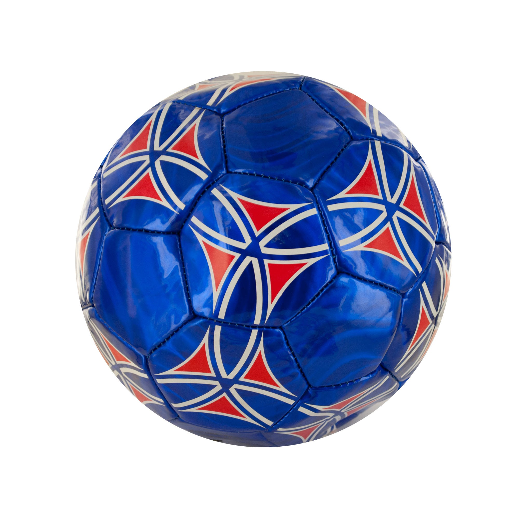 Size 5 Laser Soccer Ball- Qty 4