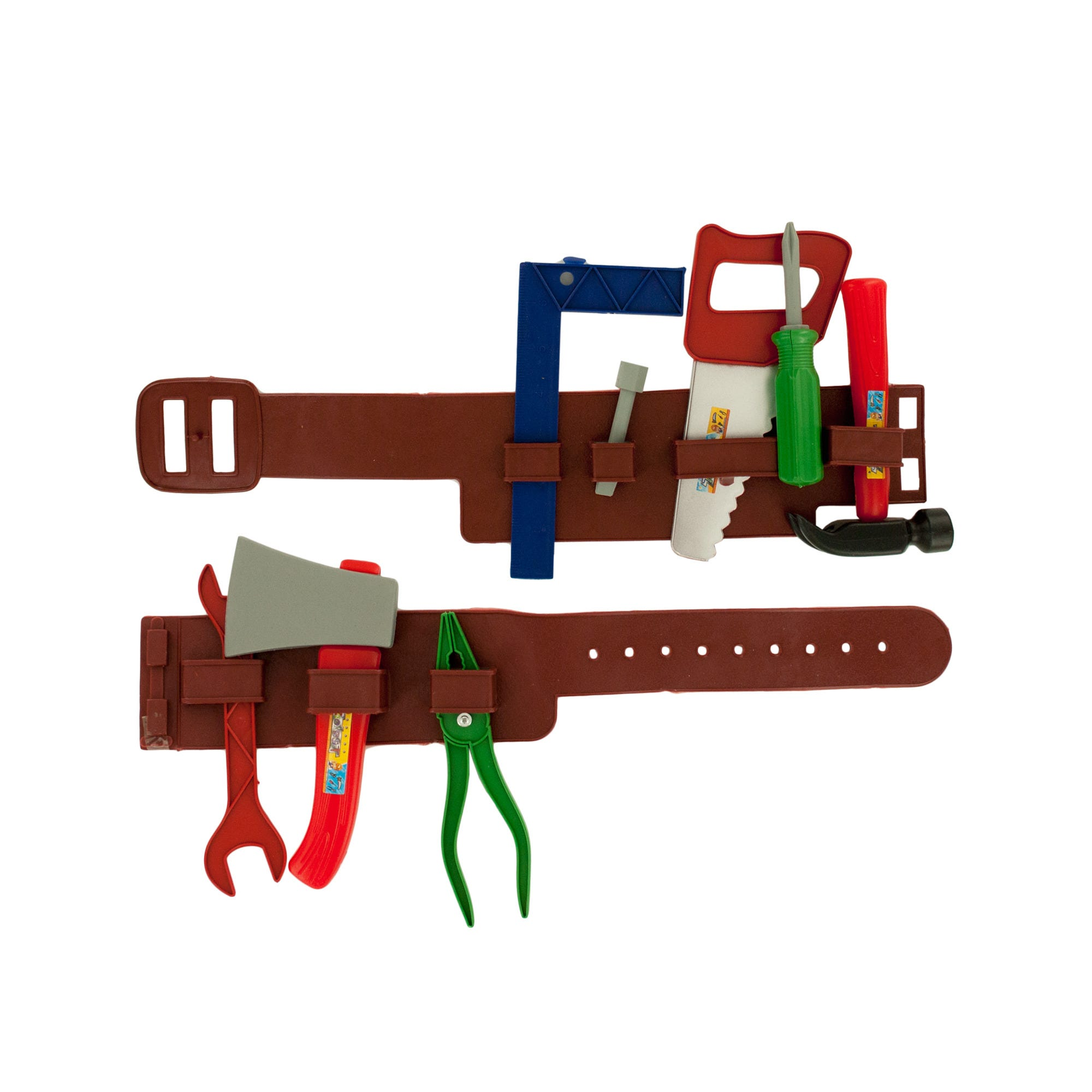 Play TOOL Set with BELT & Hard Hat- Qty 6
