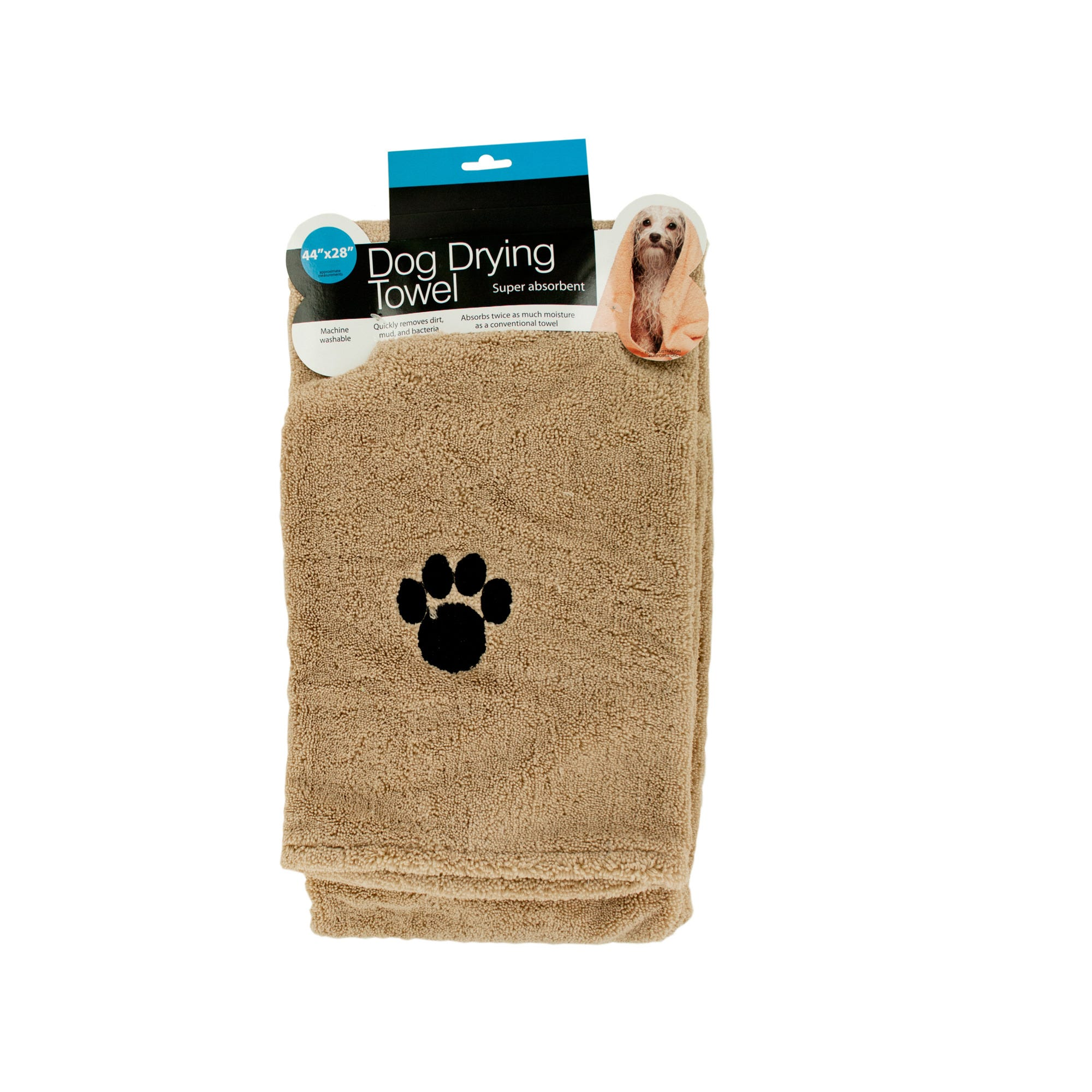 Large Super Absorbent Dog Drying TOWEL- Qty 4