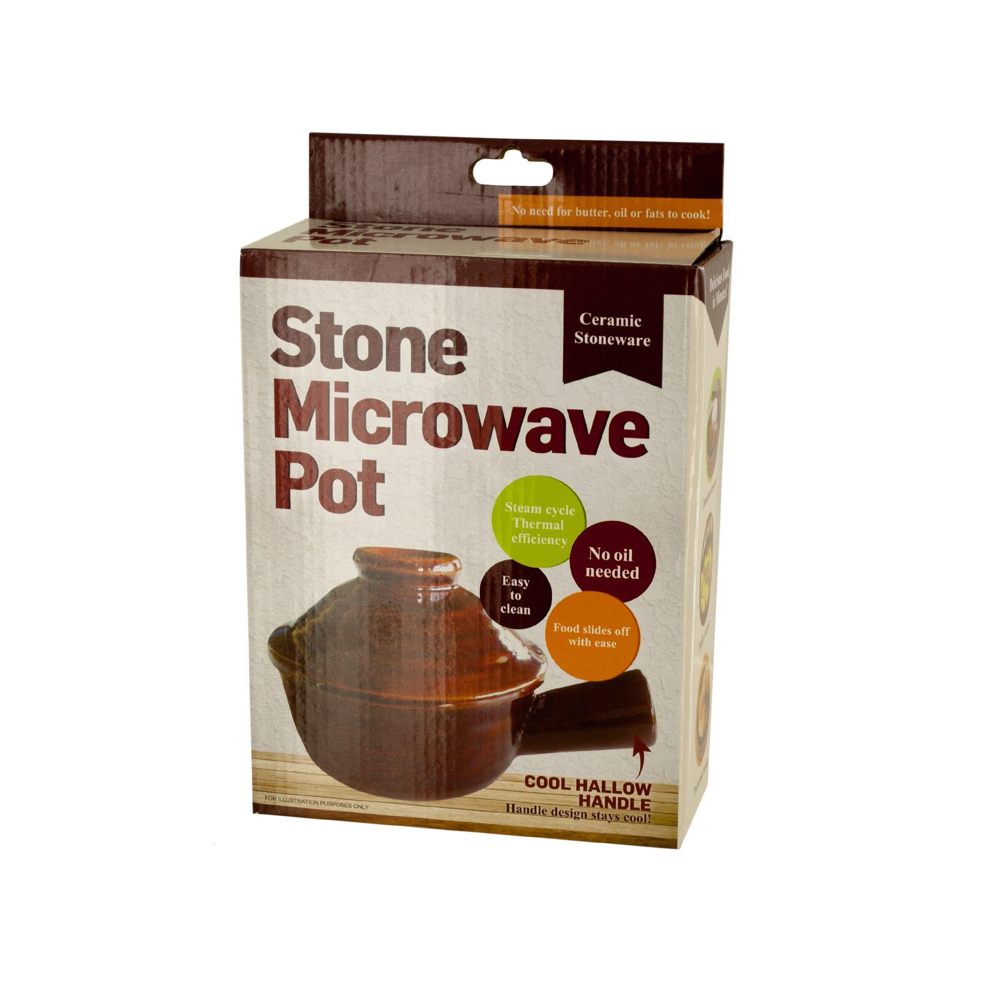 Ceramic Microwave Pot- Qty 4
