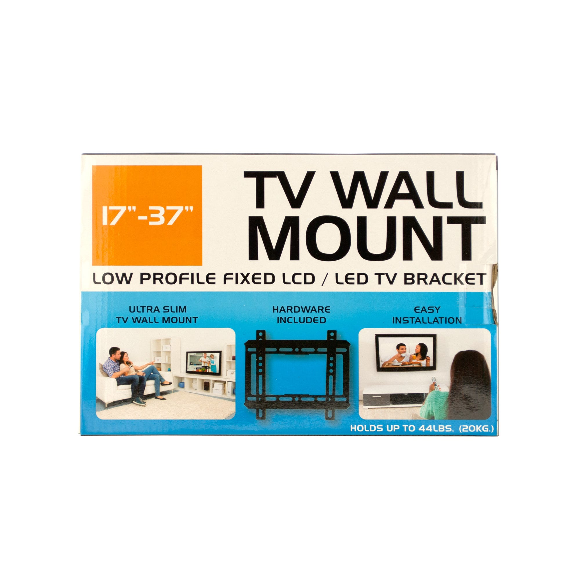 Small Low Profile TV Wall Mount- Qty 4