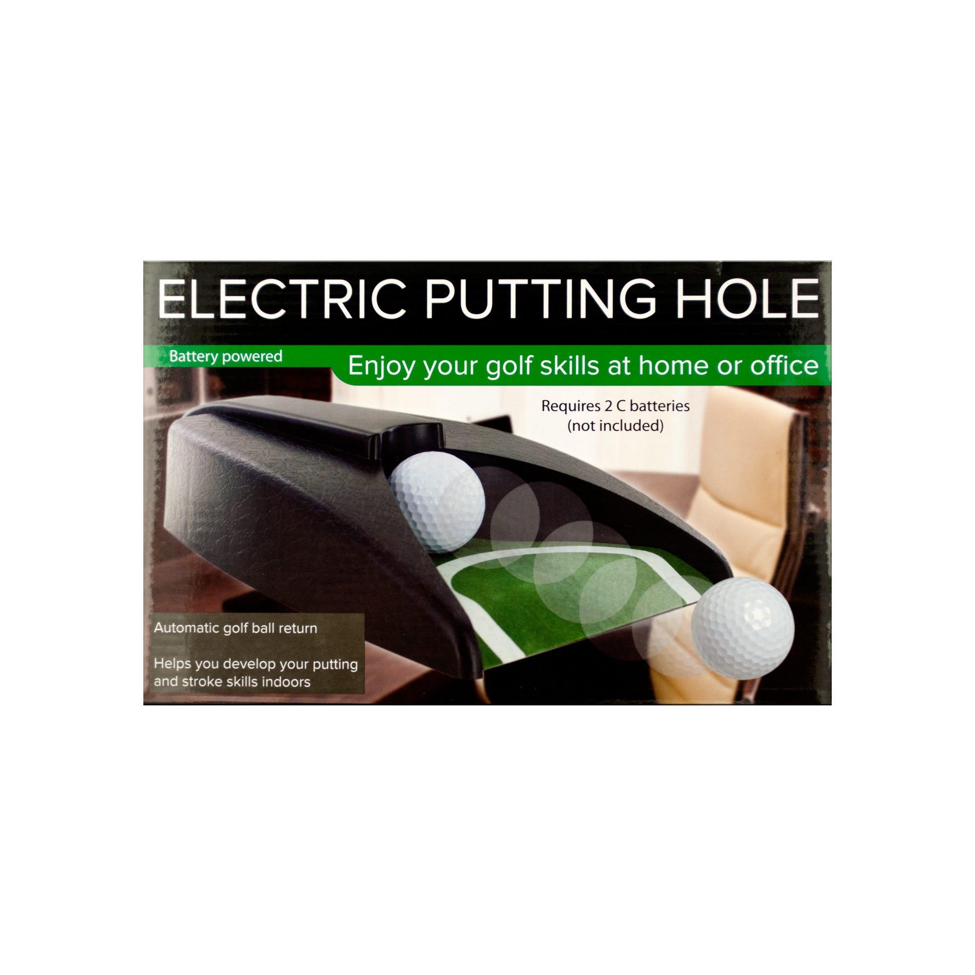 Electric Golf Putting Hole- Qty 4