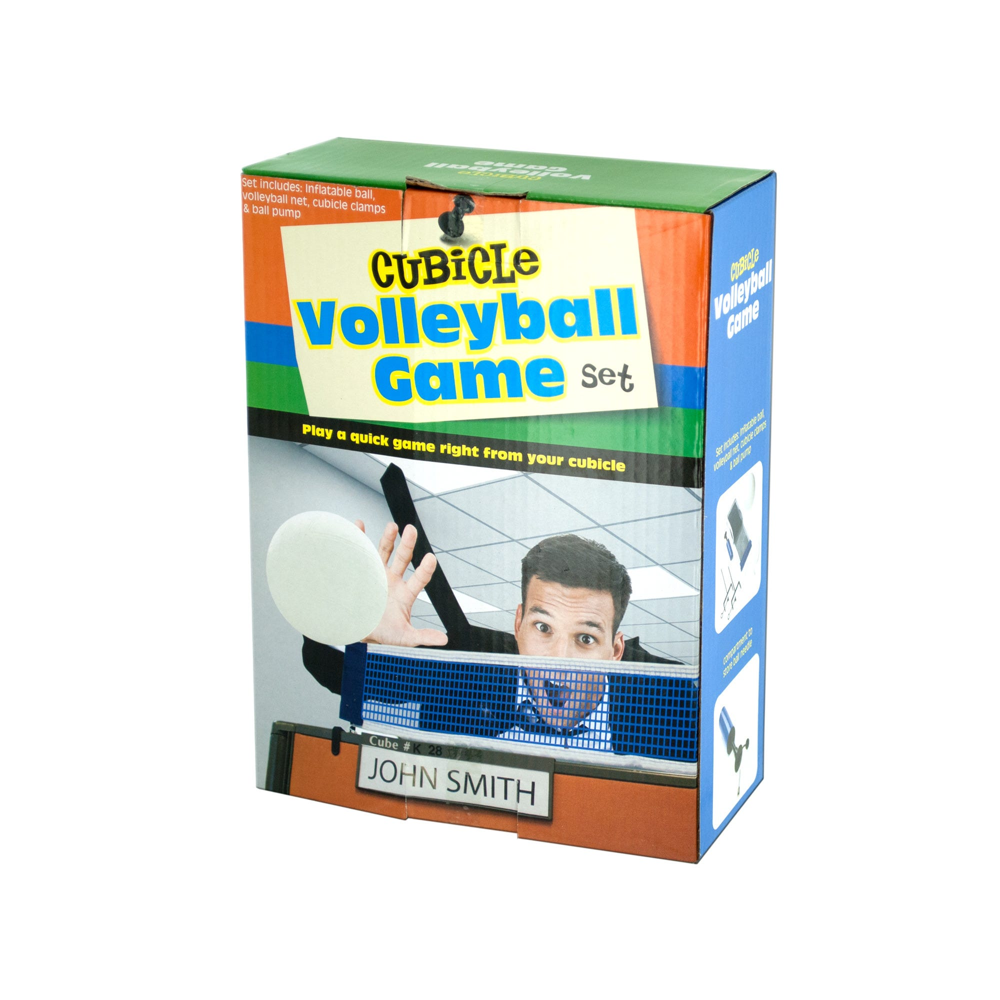 Cubicle VOLLEYBALL Game Set- Qty 4
