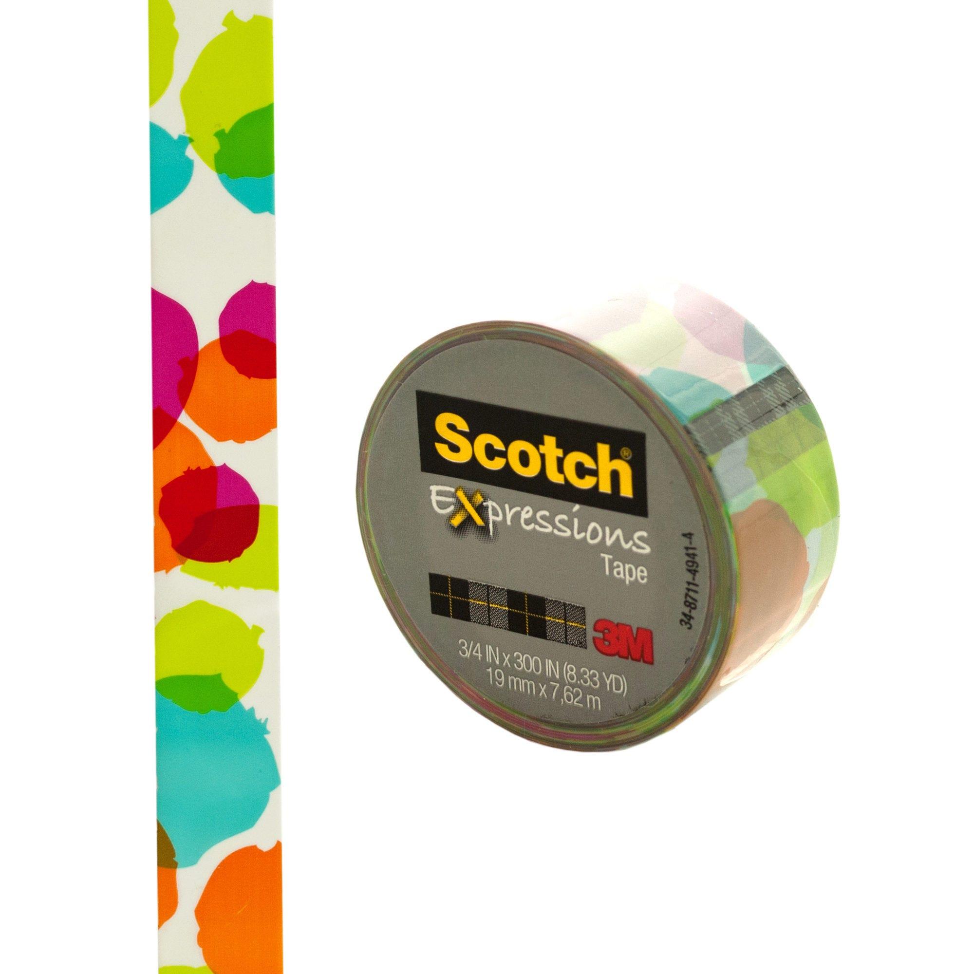 scotch packaging tape dispenser instructions
