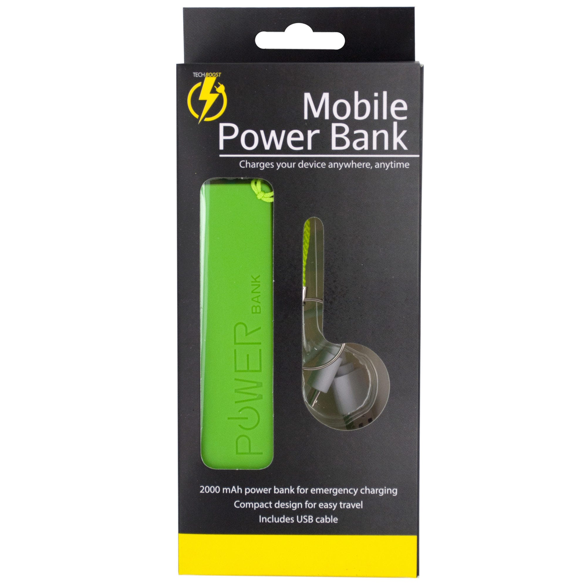 Mobile Power Bank KEYCHAIN- Qty 8