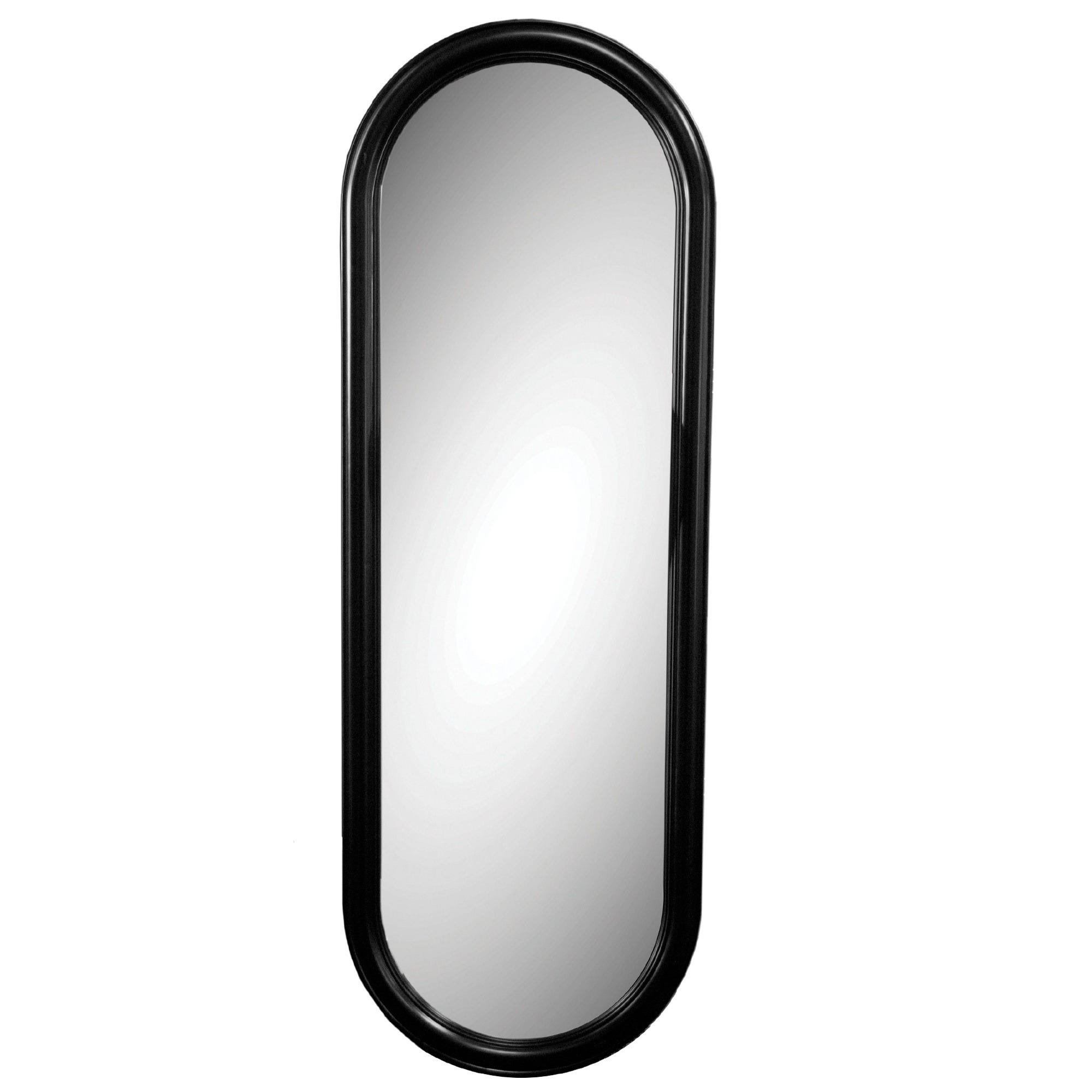Wholesale oblongs now available at wholesale central for Black full length wall mirror