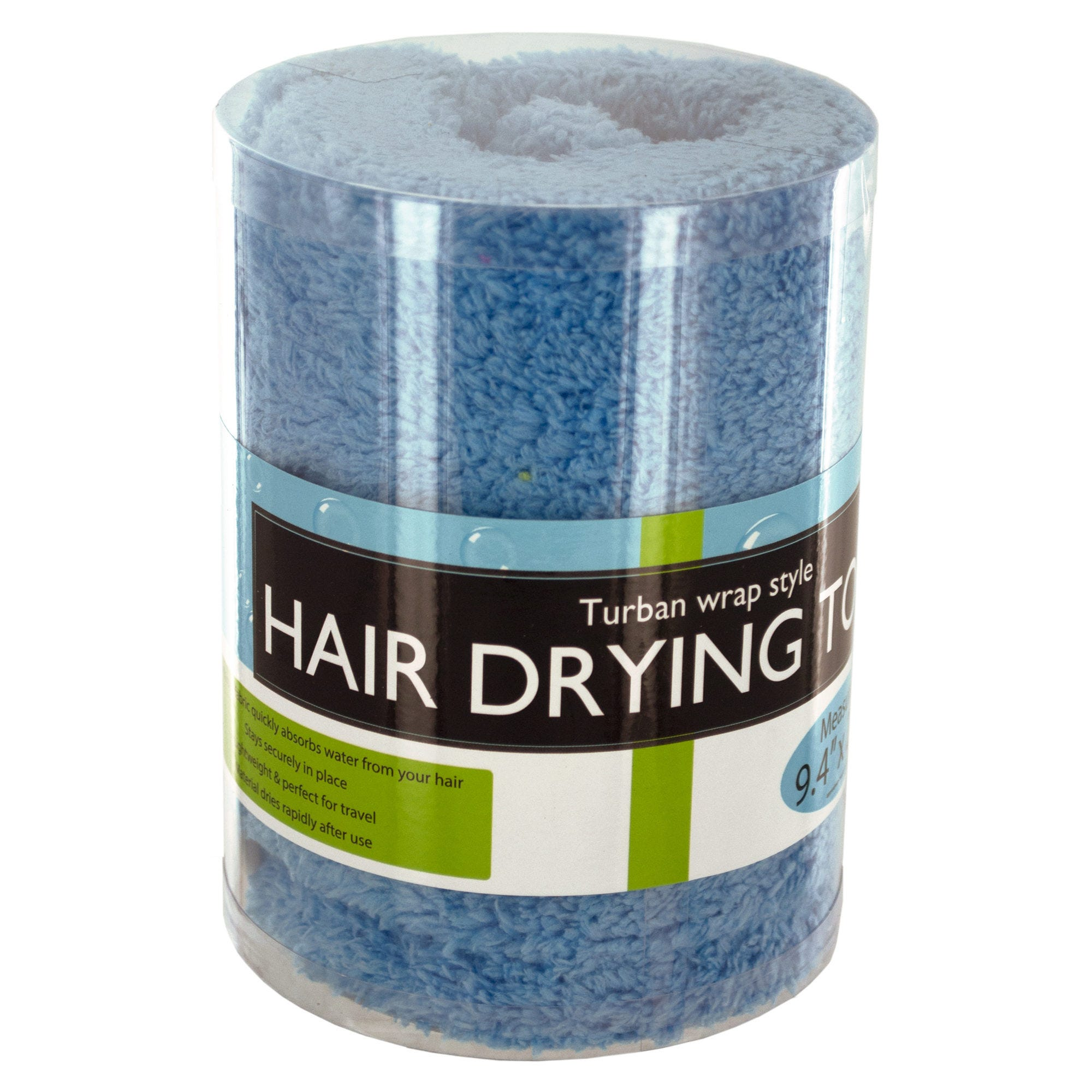 Turban Wrap Hair Drying TOWEL- Qty 8