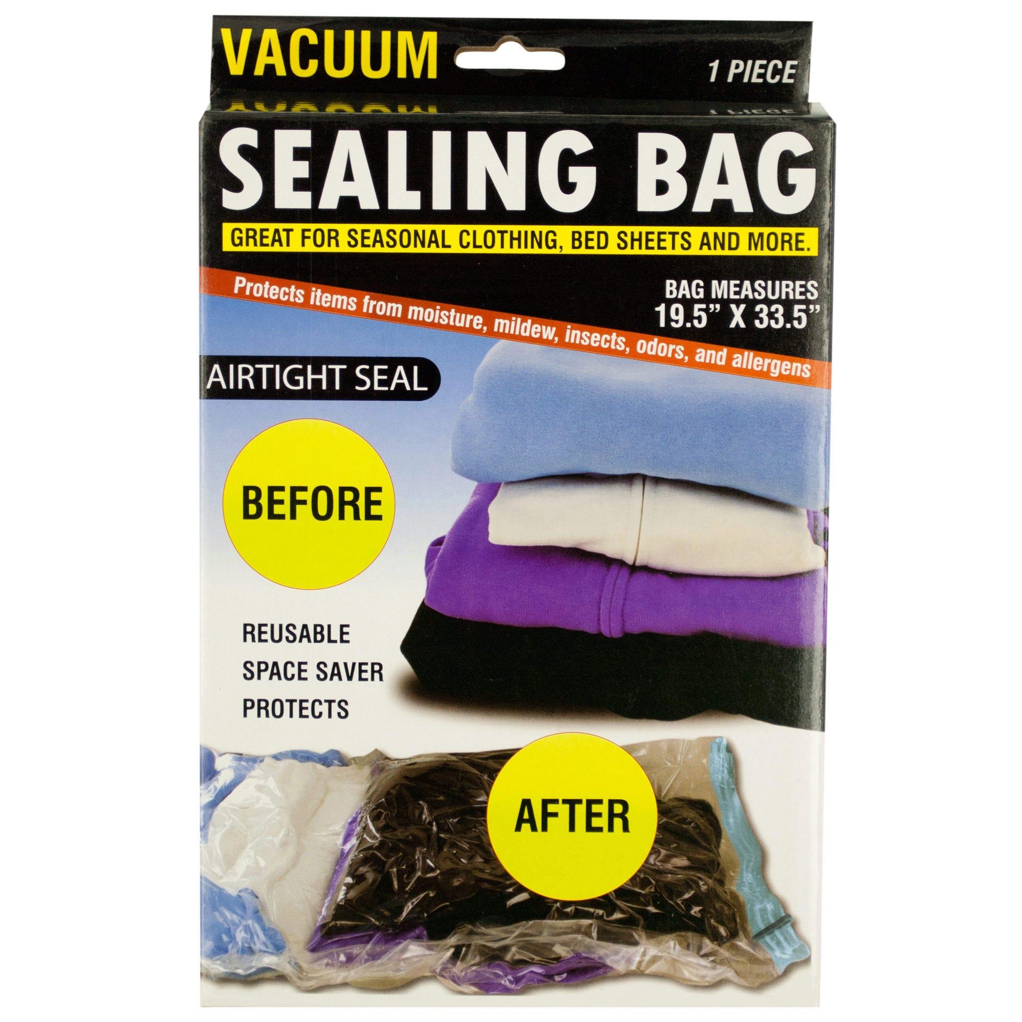 Vacuum Sealing Storage Bag- Qty 18