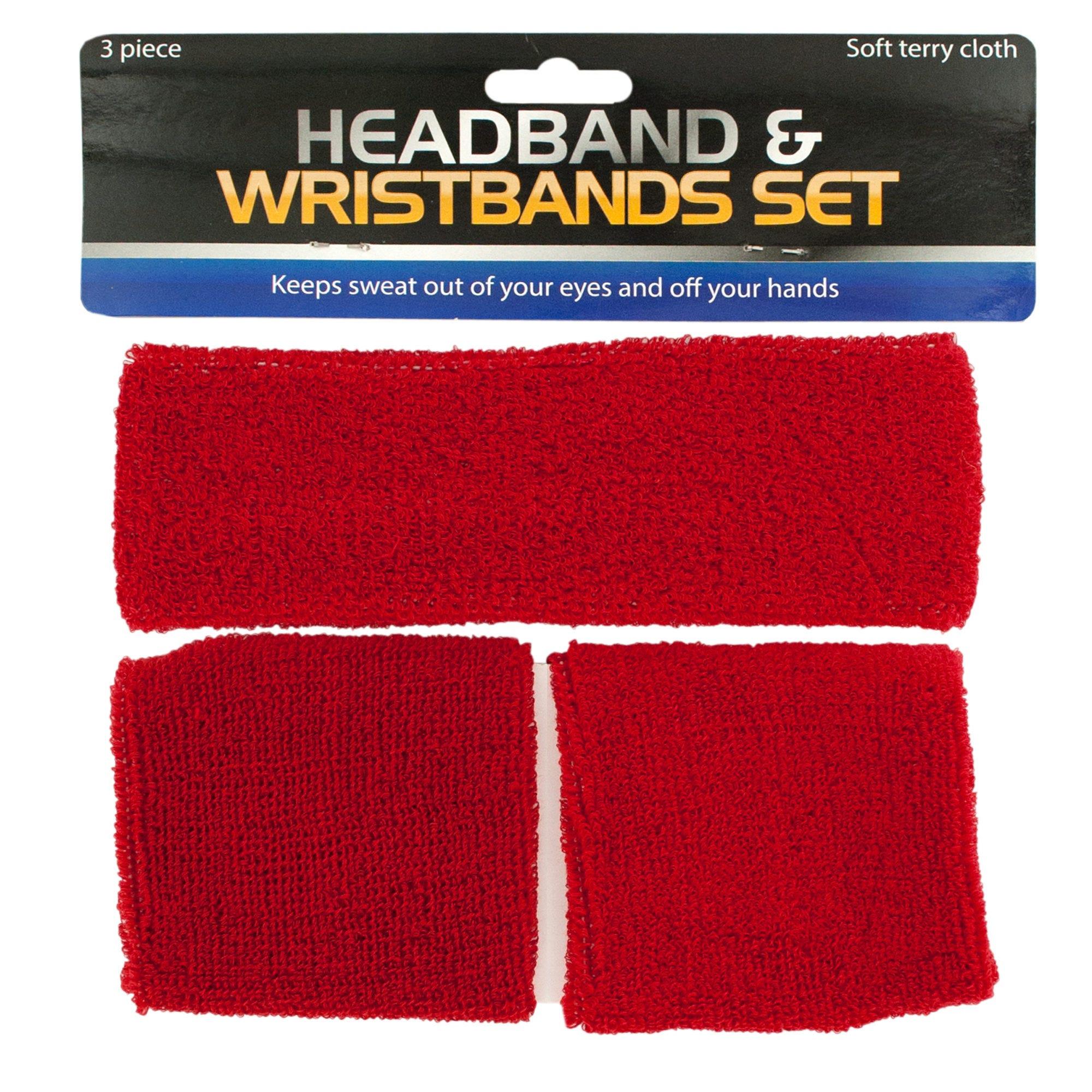athletic-headBAND-WRISTBANDs-set