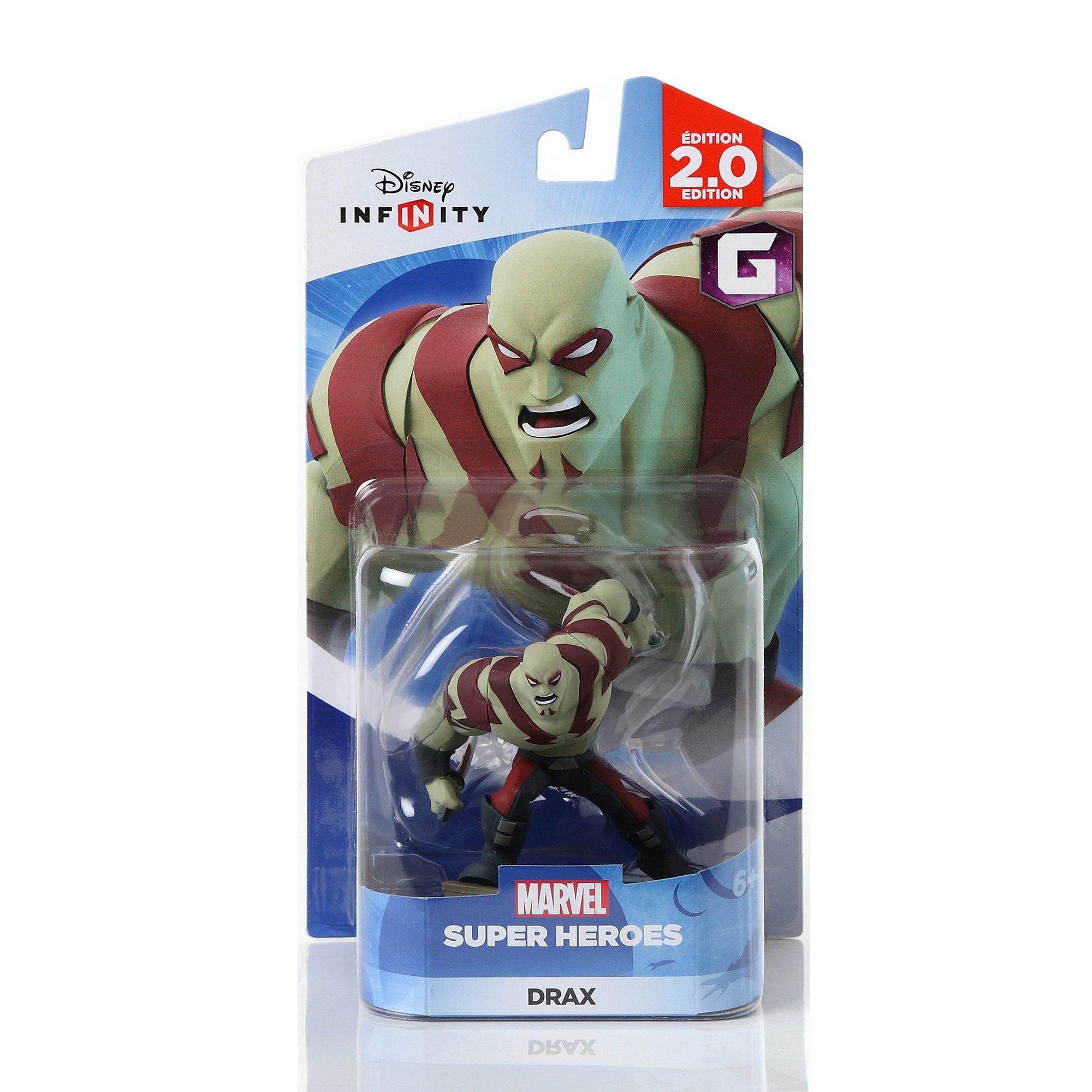 Marvel Drax Disney Infinity 2.0 FIGURINE- Qty 18