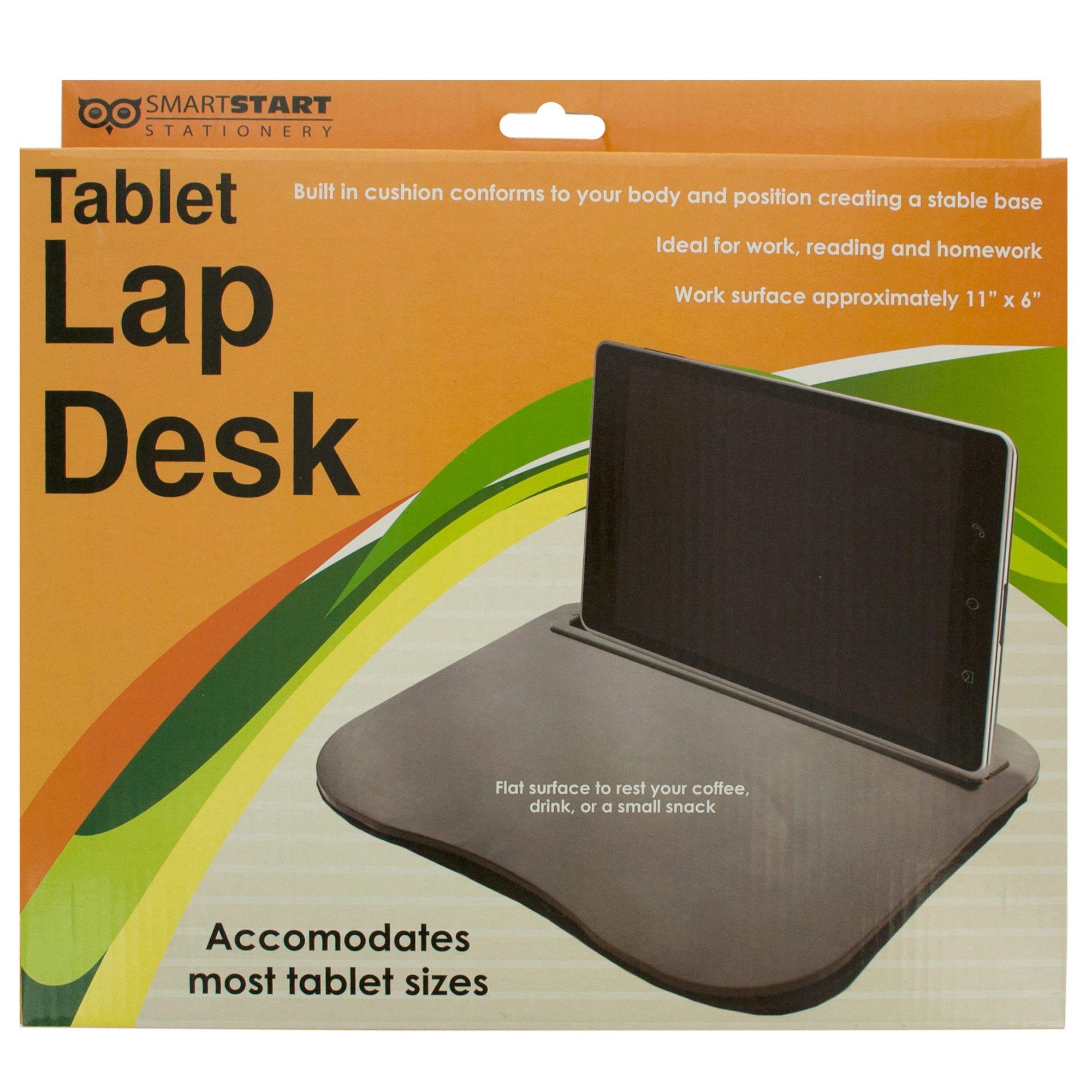 Wood Look Tablet Lap Desk- Qty 4