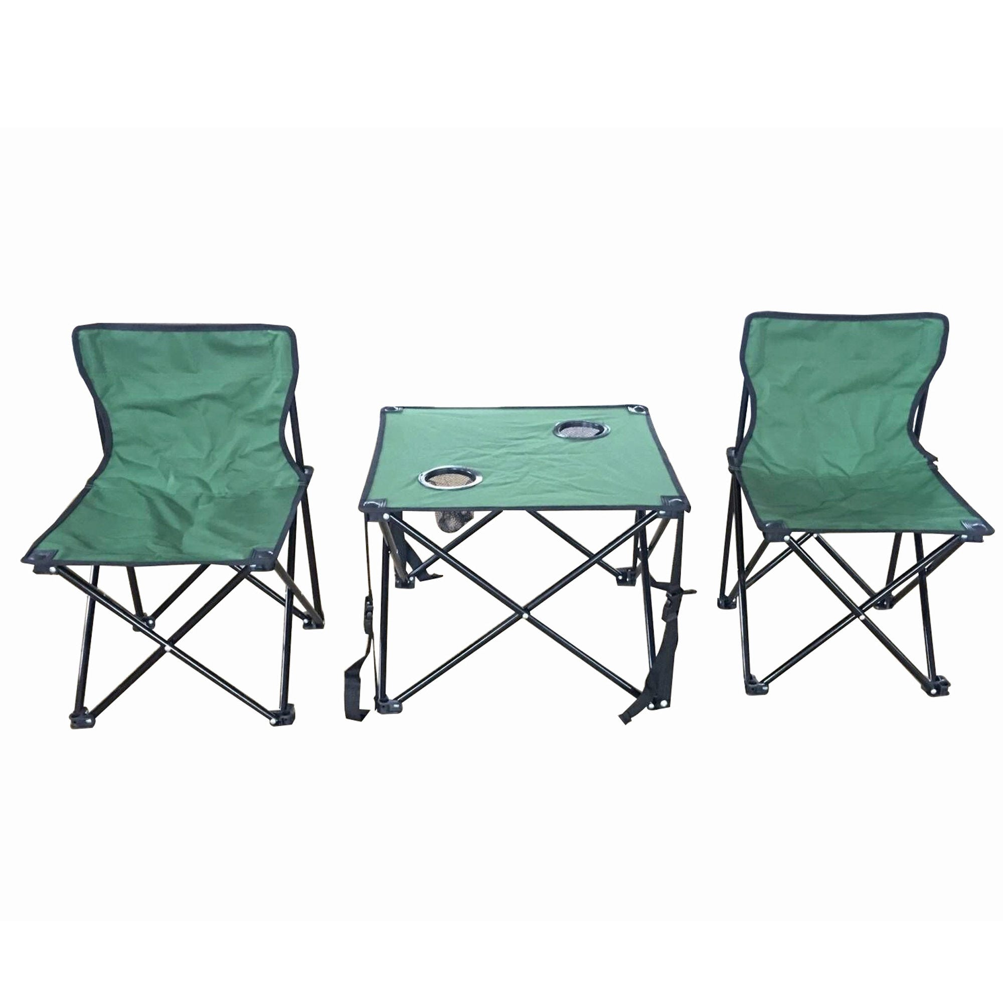 Folding Portable Camping Set with Carry Bag- Qty 1