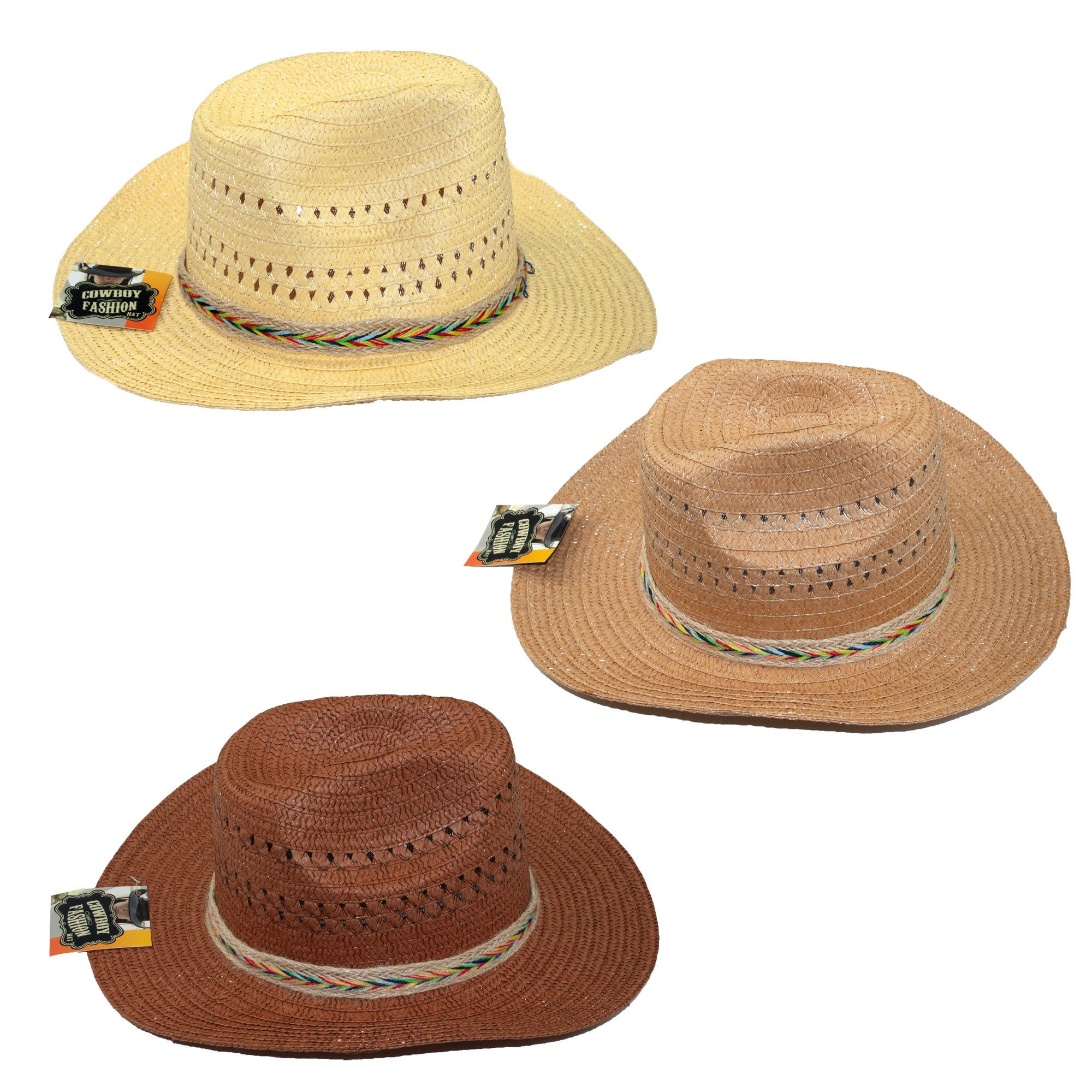 3278aa514330d Wholesale Cowboy Hat now available at Wholesale Central - Items 1 - 40