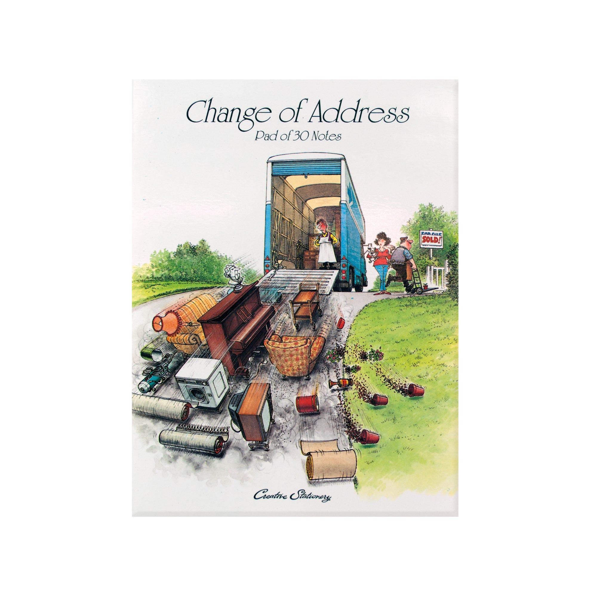 change-of-address-notepad