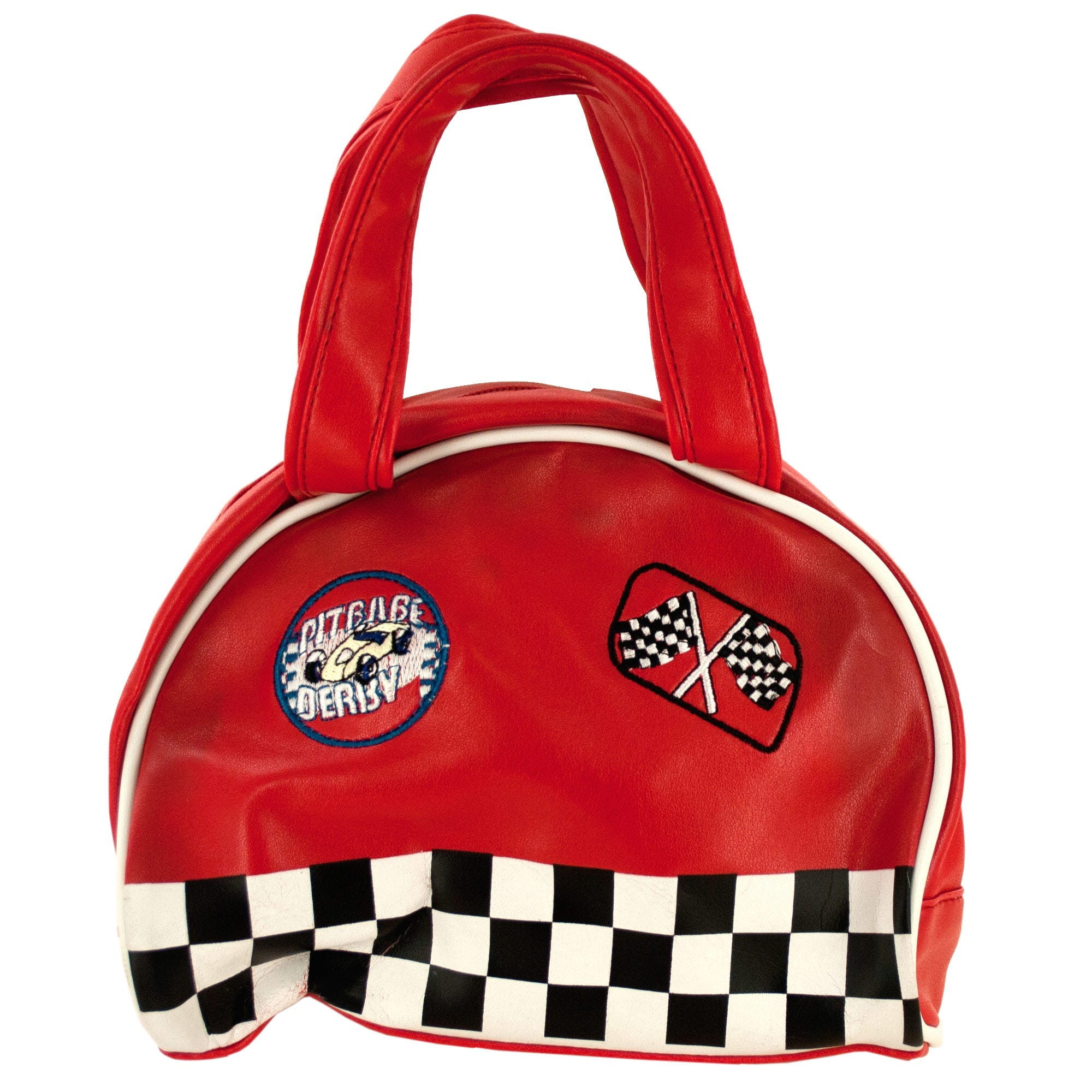 Red Racer HANDBAG- Qty 18